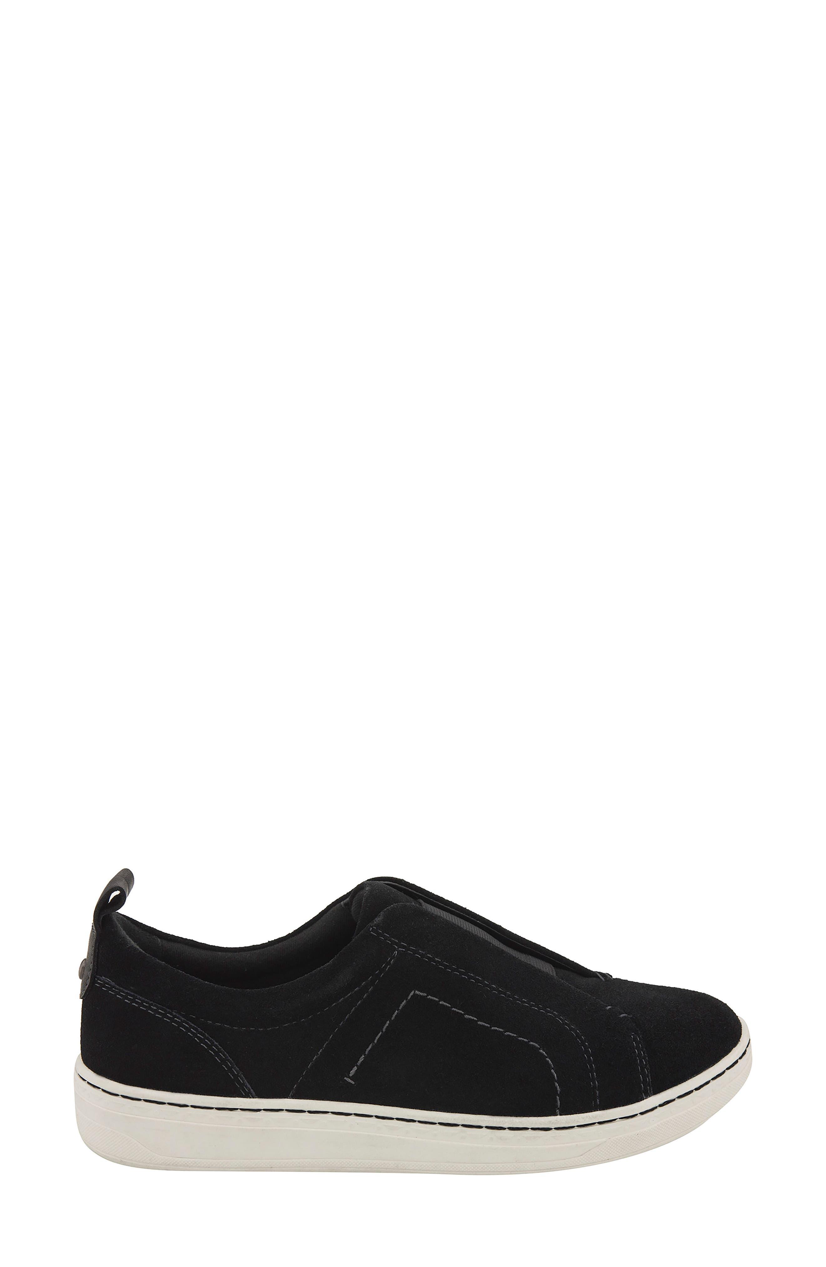 Zetta Slip-On Sneaker,                             Alternate thumbnail 3, color,                             003