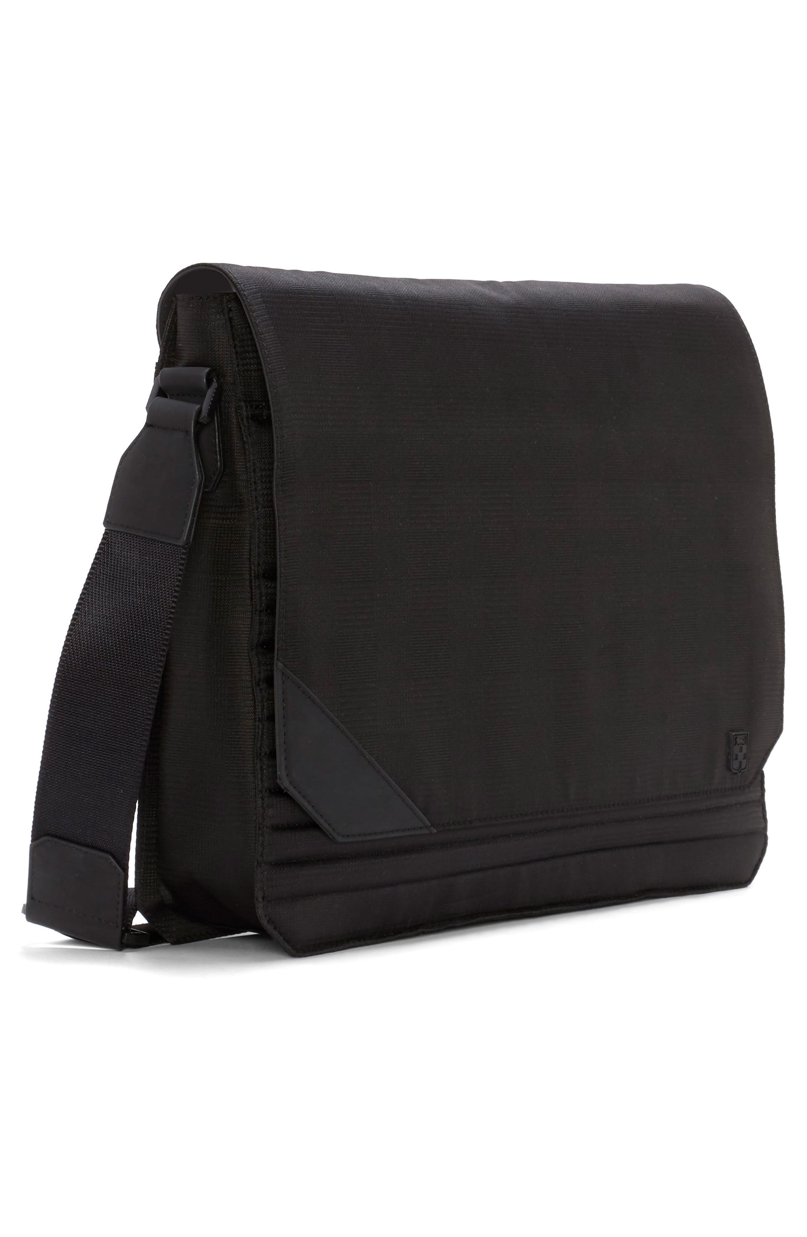 Race Messenger Bag,                             Alternate thumbnail 3, color,