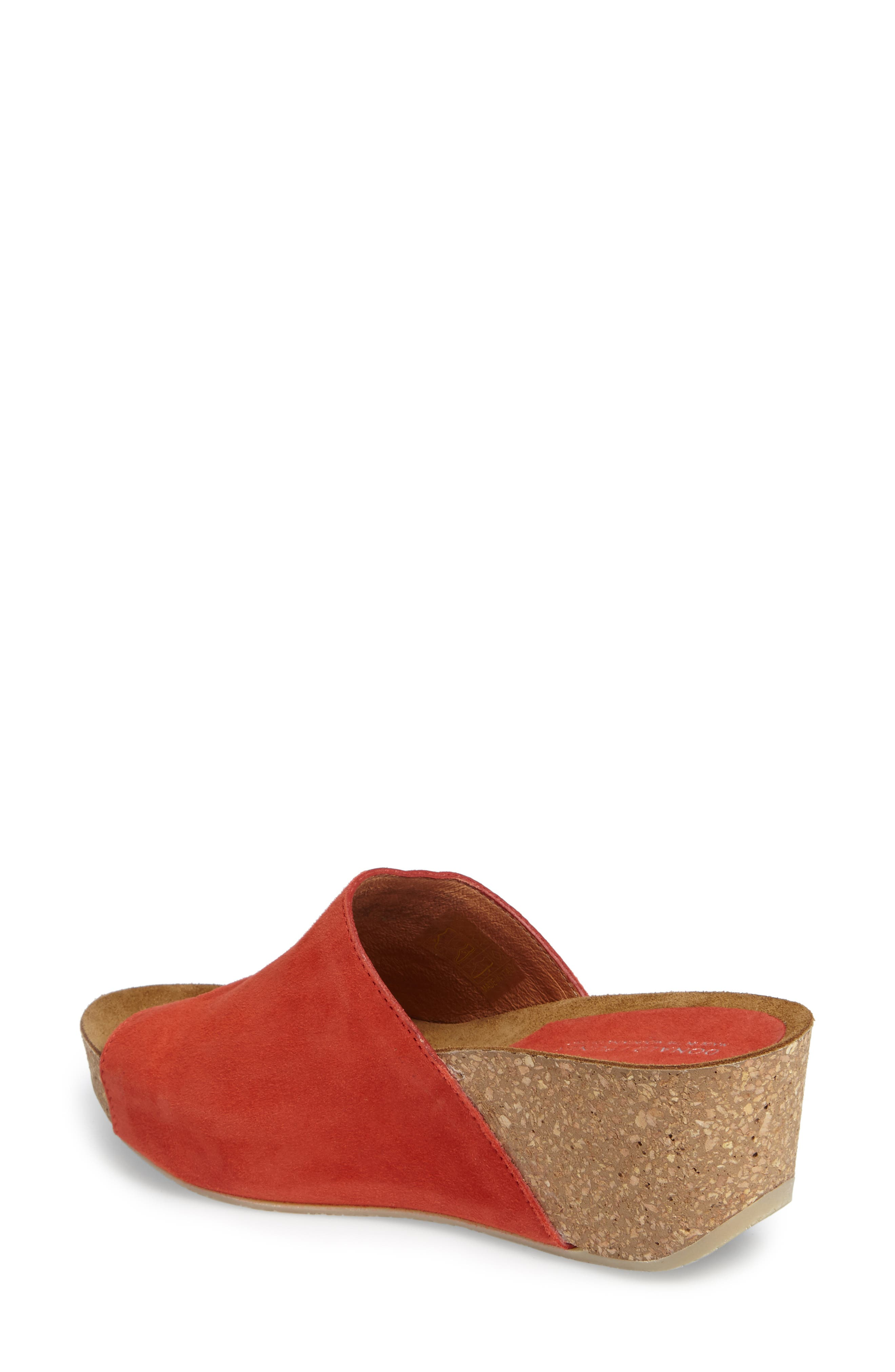 Donald J Pliner Ginie Platform Wedge Sandal,                             Alternate thumbnail 14, color,