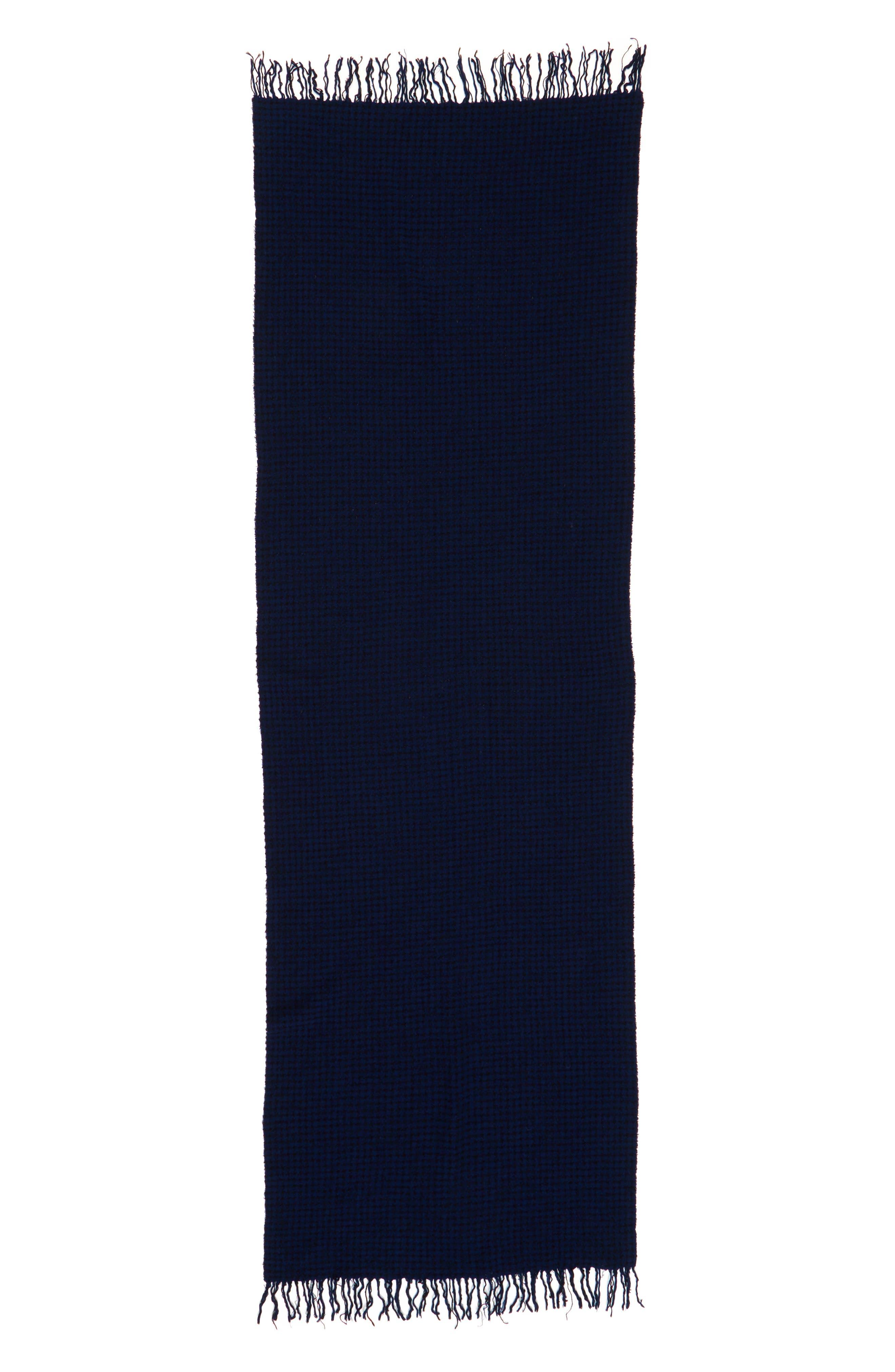 Herringbone Wool Scarf,                             Alternate thumbnail 2, color,                             462