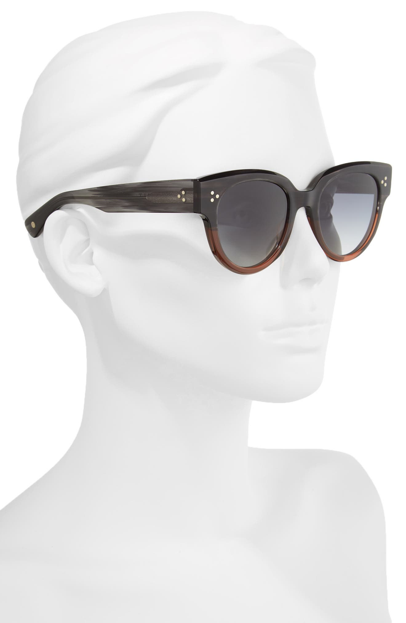 Pettibone 52mm Polarized Sunglasses,                             Alternate thumbnail 6, color,