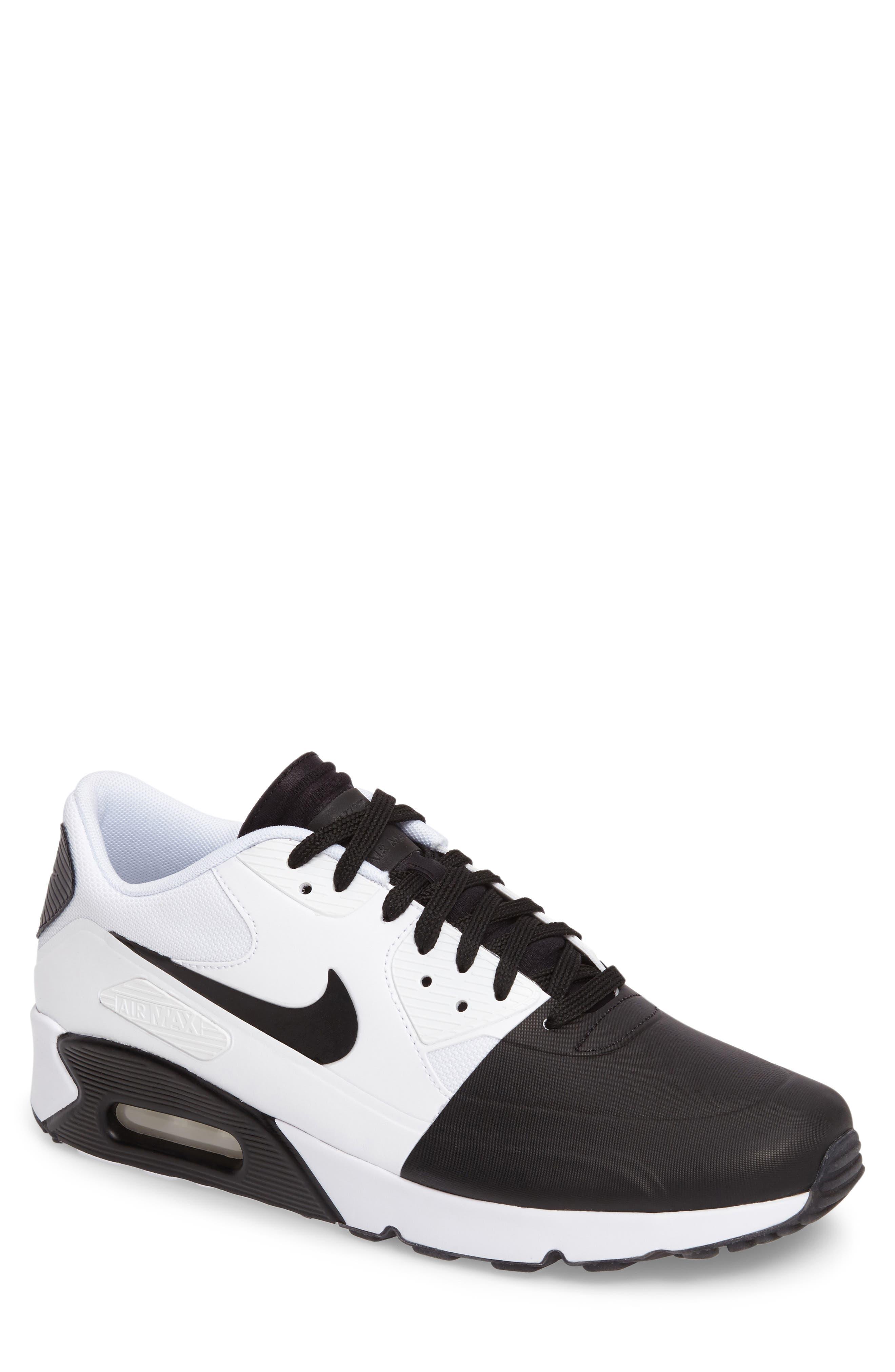 Air Max 90 Ultra 2.0 SE Sneaker,                             Main thumbnail 4, color,