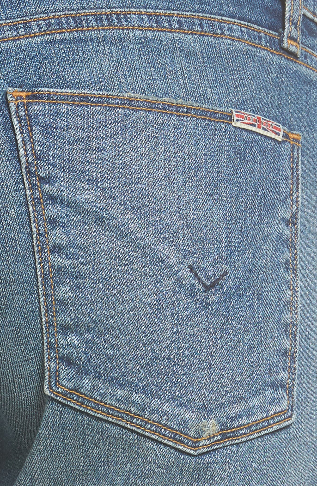 Crop Riley Relaxed Straight Leg Jeans,                             Alternate thumbnail 10, color,