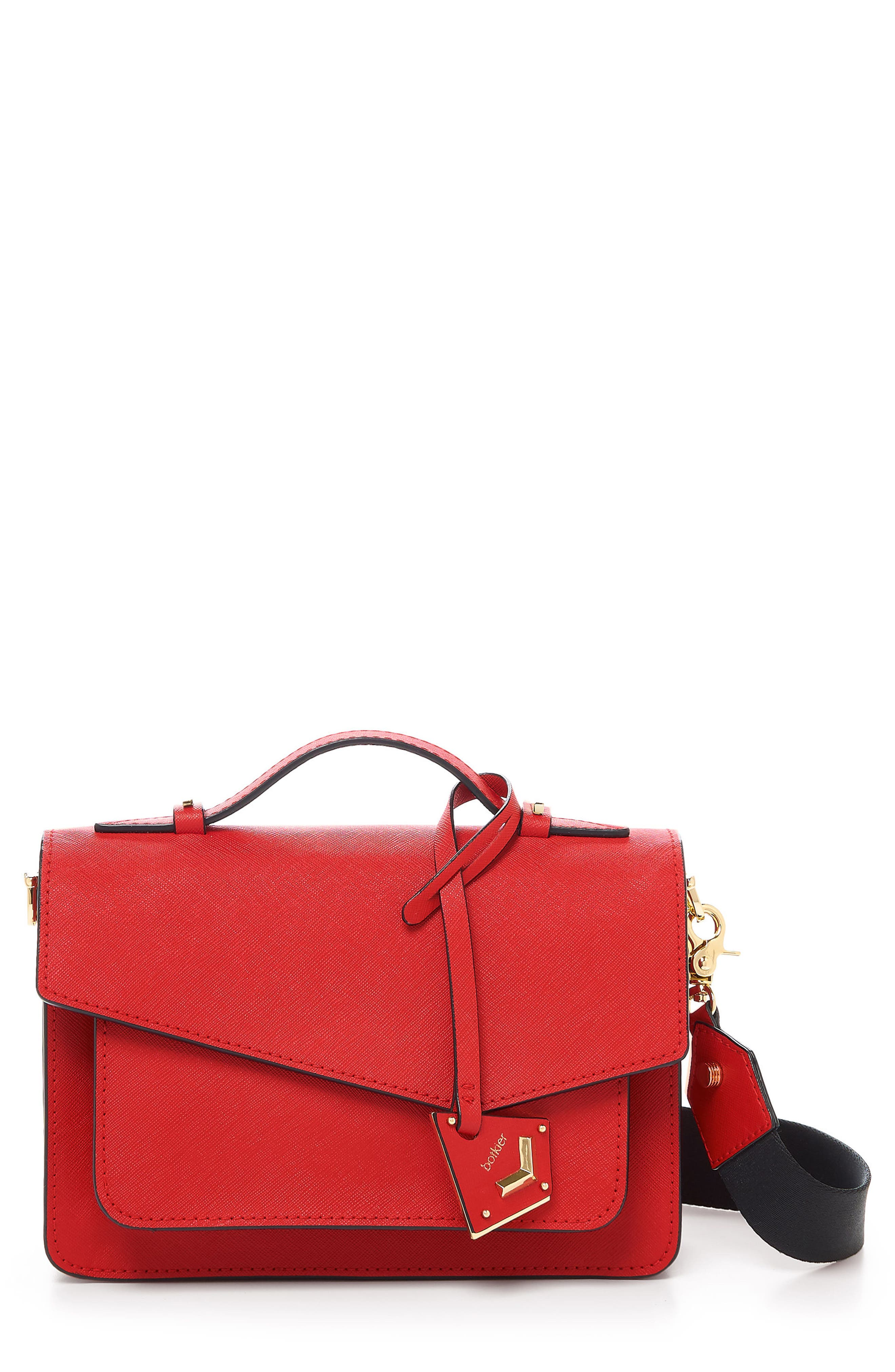 Cobble Hill Leather Crossbody Bag,                             Main thumbnail 13, color,
