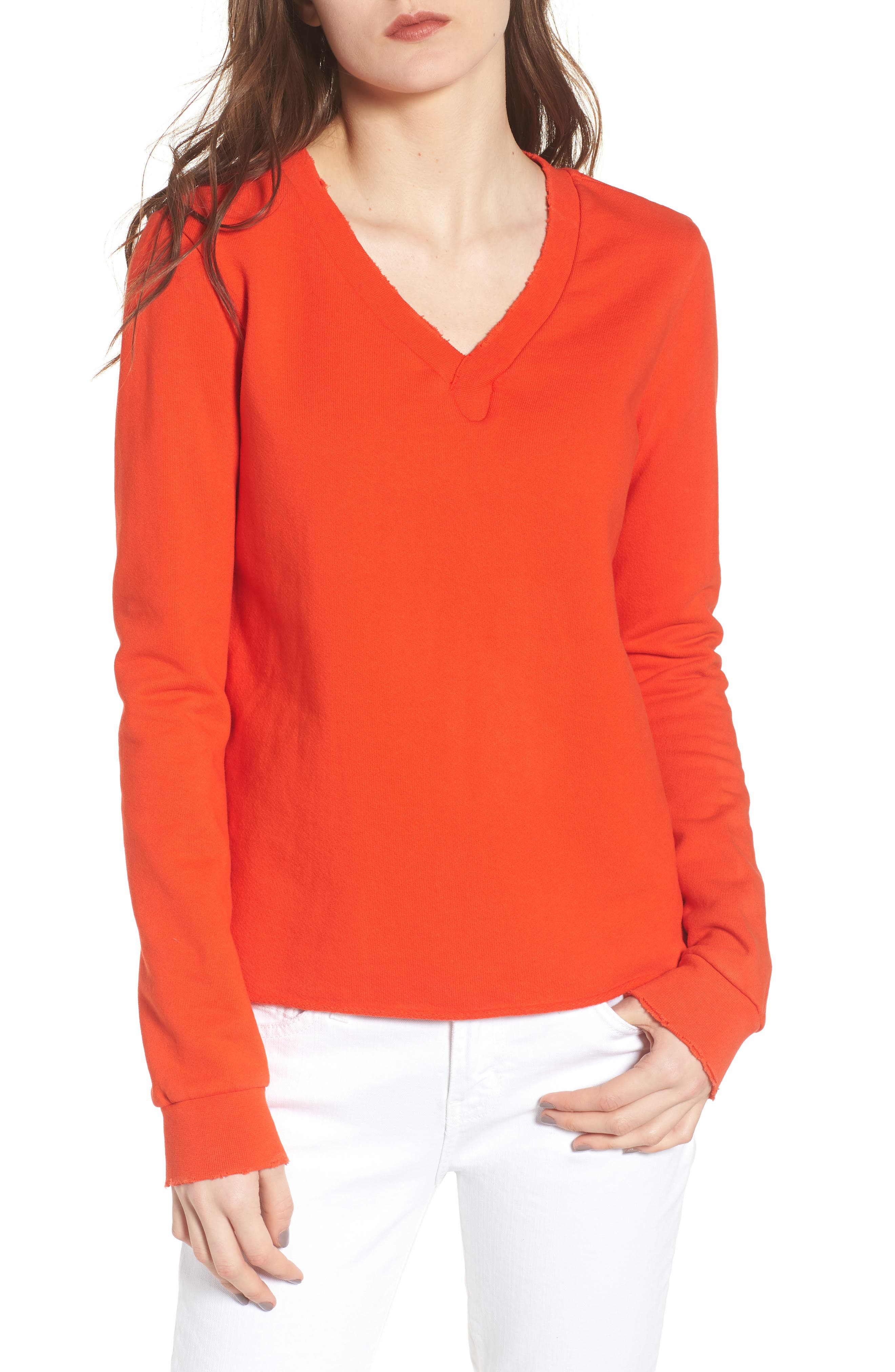 The Devon Sweatshirt,                             Main thumbnail 1, color,                             645
