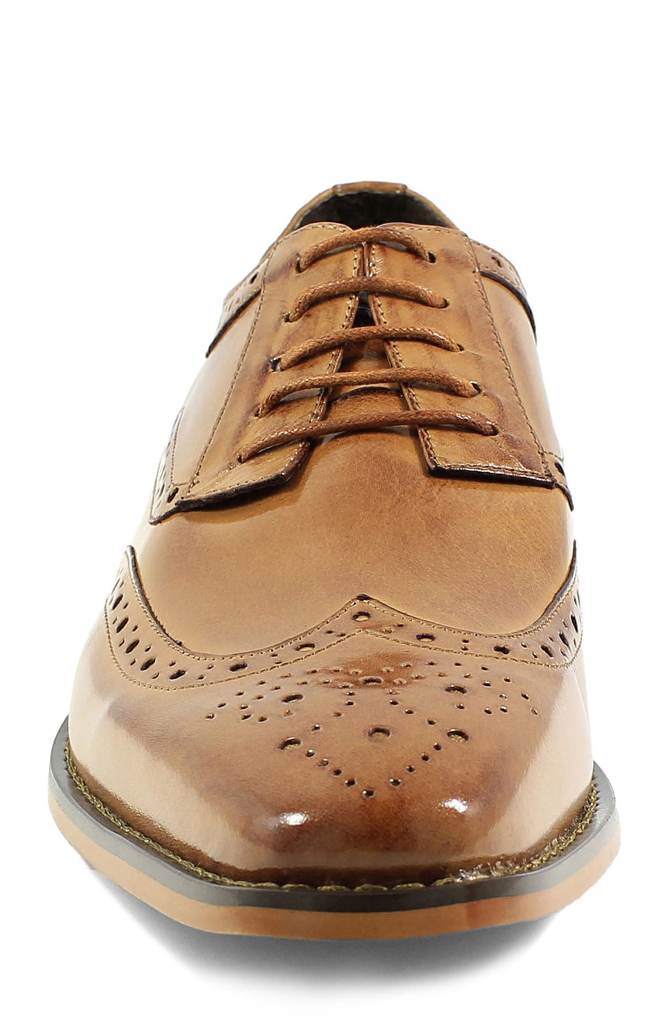 Tinsley Wingtip,                             Alternate thumbnail 4, color,                             TAN