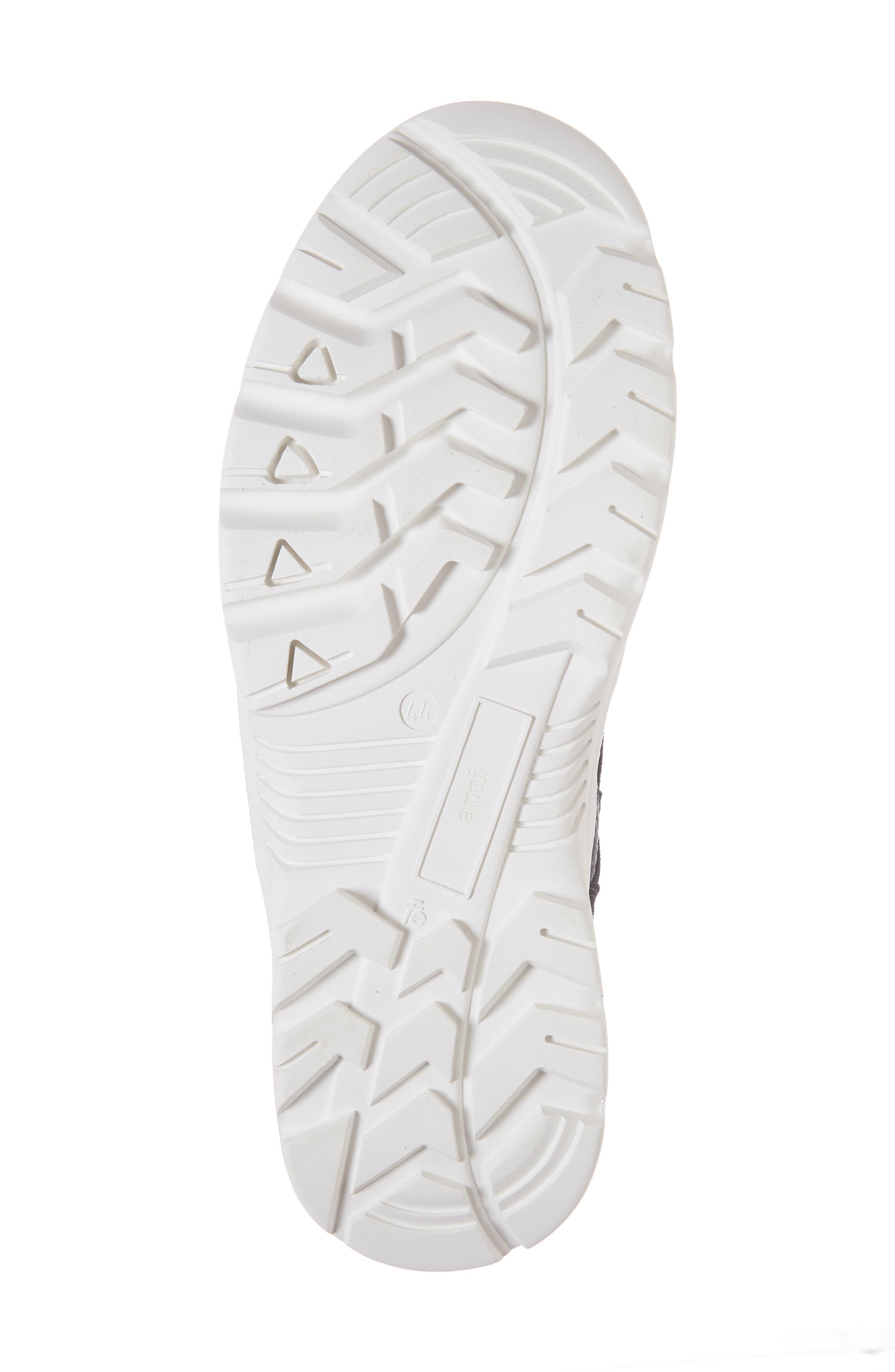 Colorblock Runner Sneaker,                             Alternate thumbnail 6, color,                             010
