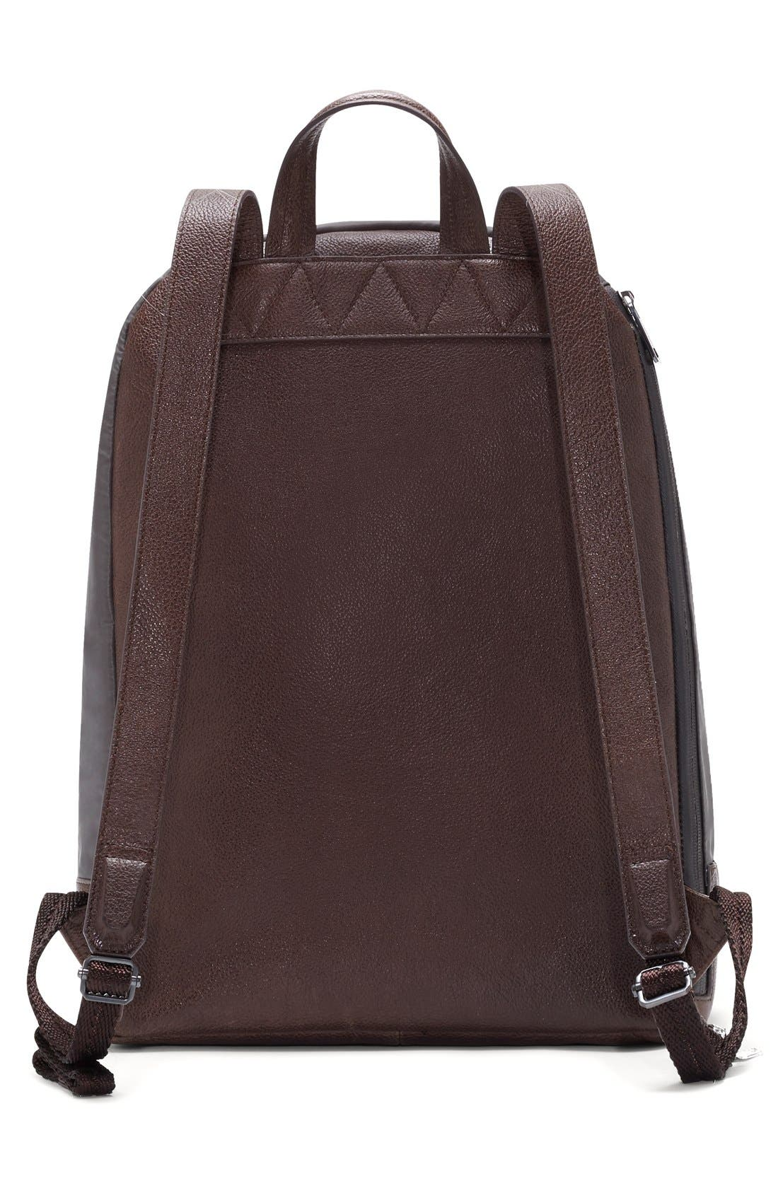 'Tolve' Nylon Backpack,                             Alternate thumbnail 2, color,                             021