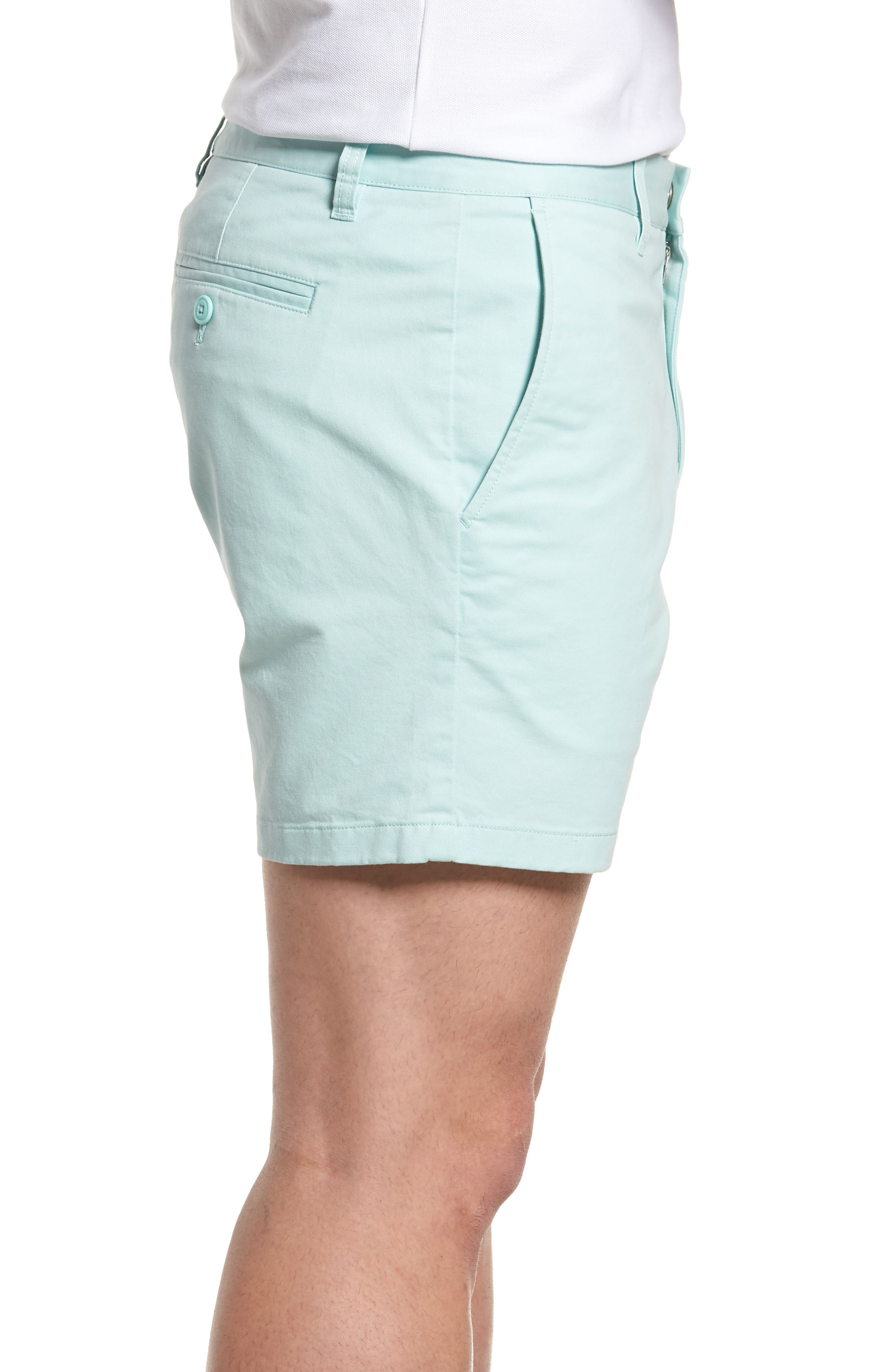 Stretch Washed Chino 5-Inch Shorts,                             Alternate thumbnail 62, color,