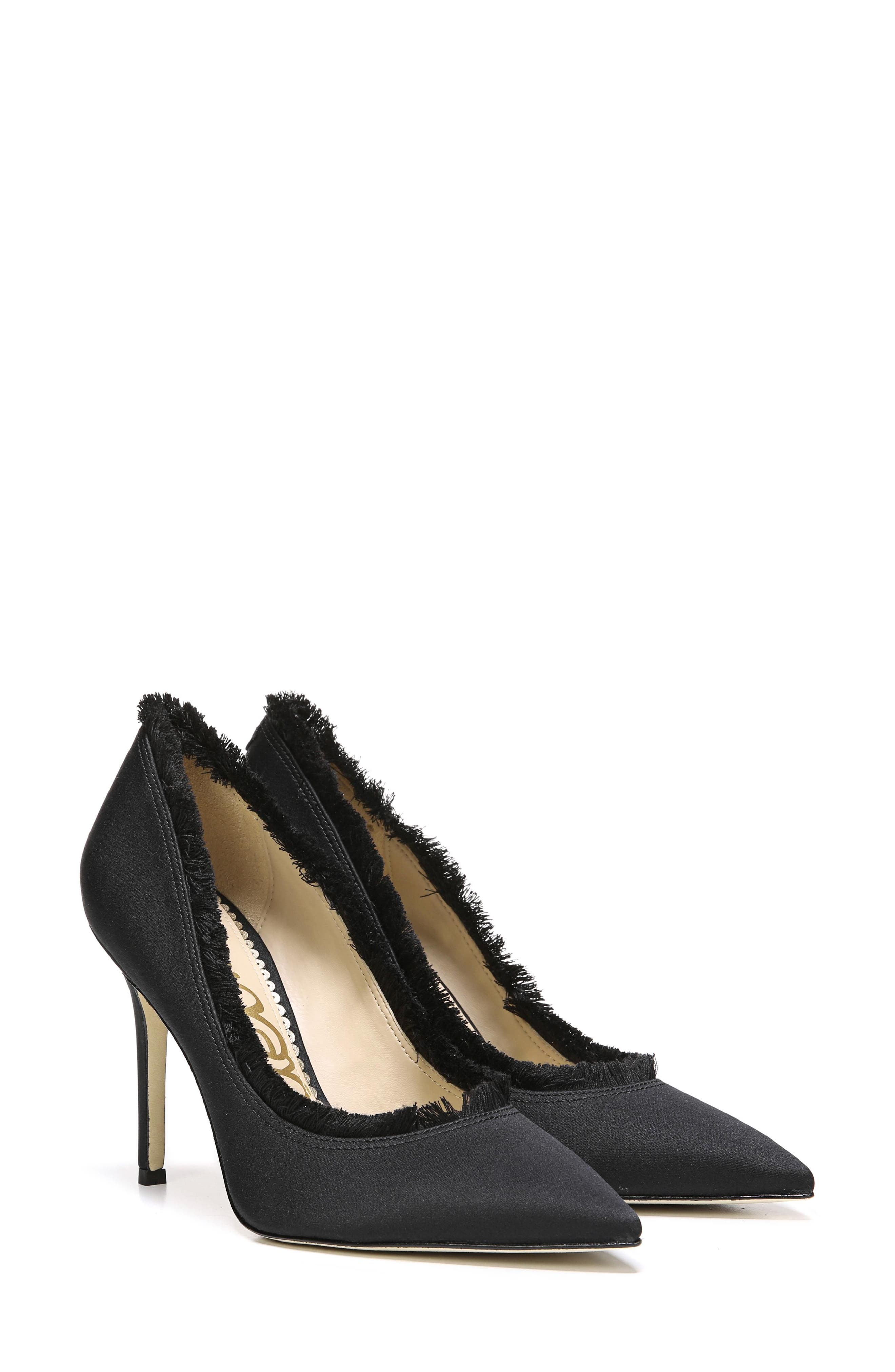 Halan Pointy Toe Pump,                             Alternate thumbnail 8, color,                             001