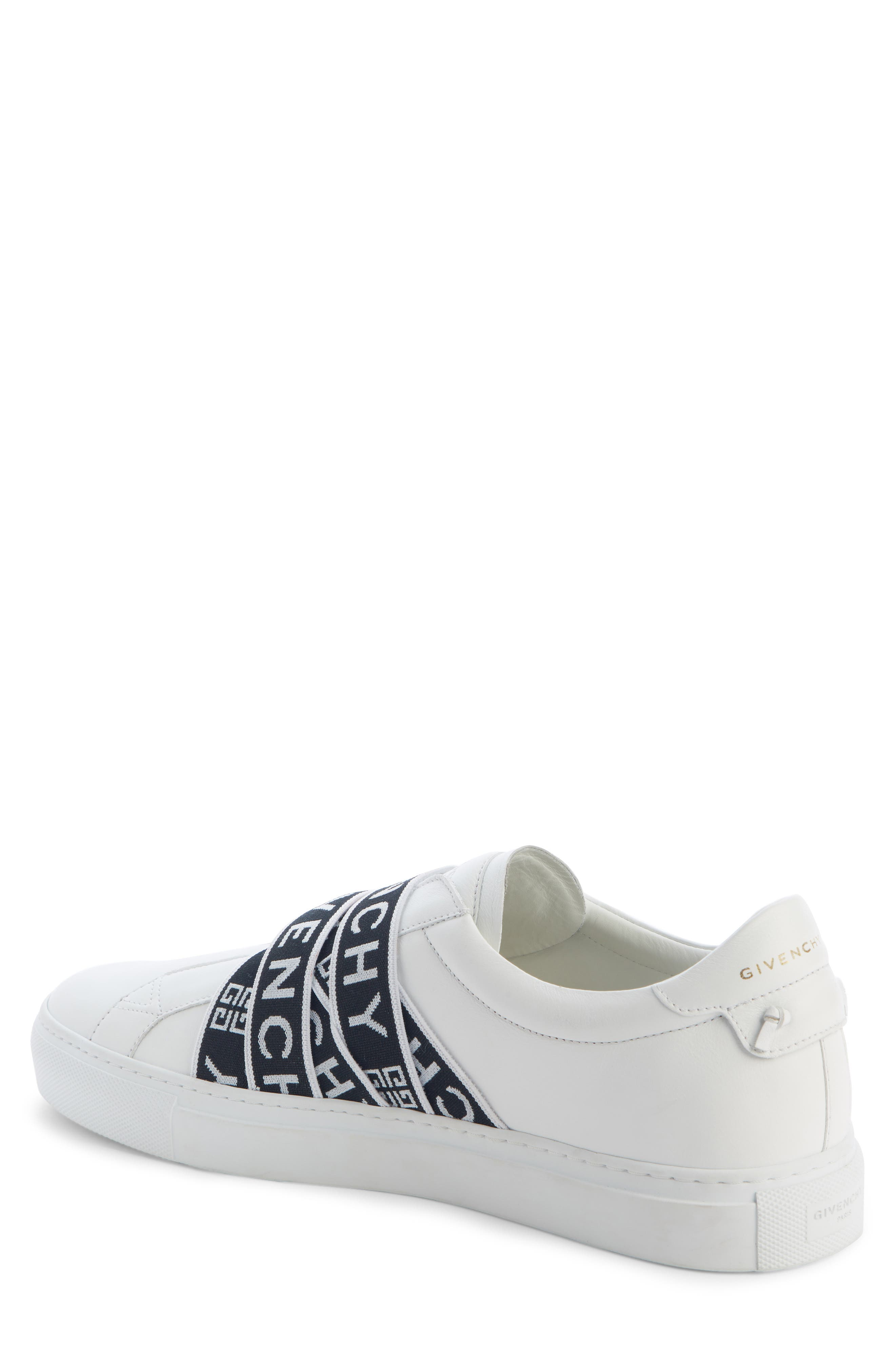 Urban Street Slip-On,                             Alternate thumbnail 2, color,                             WHITE/ BLACK