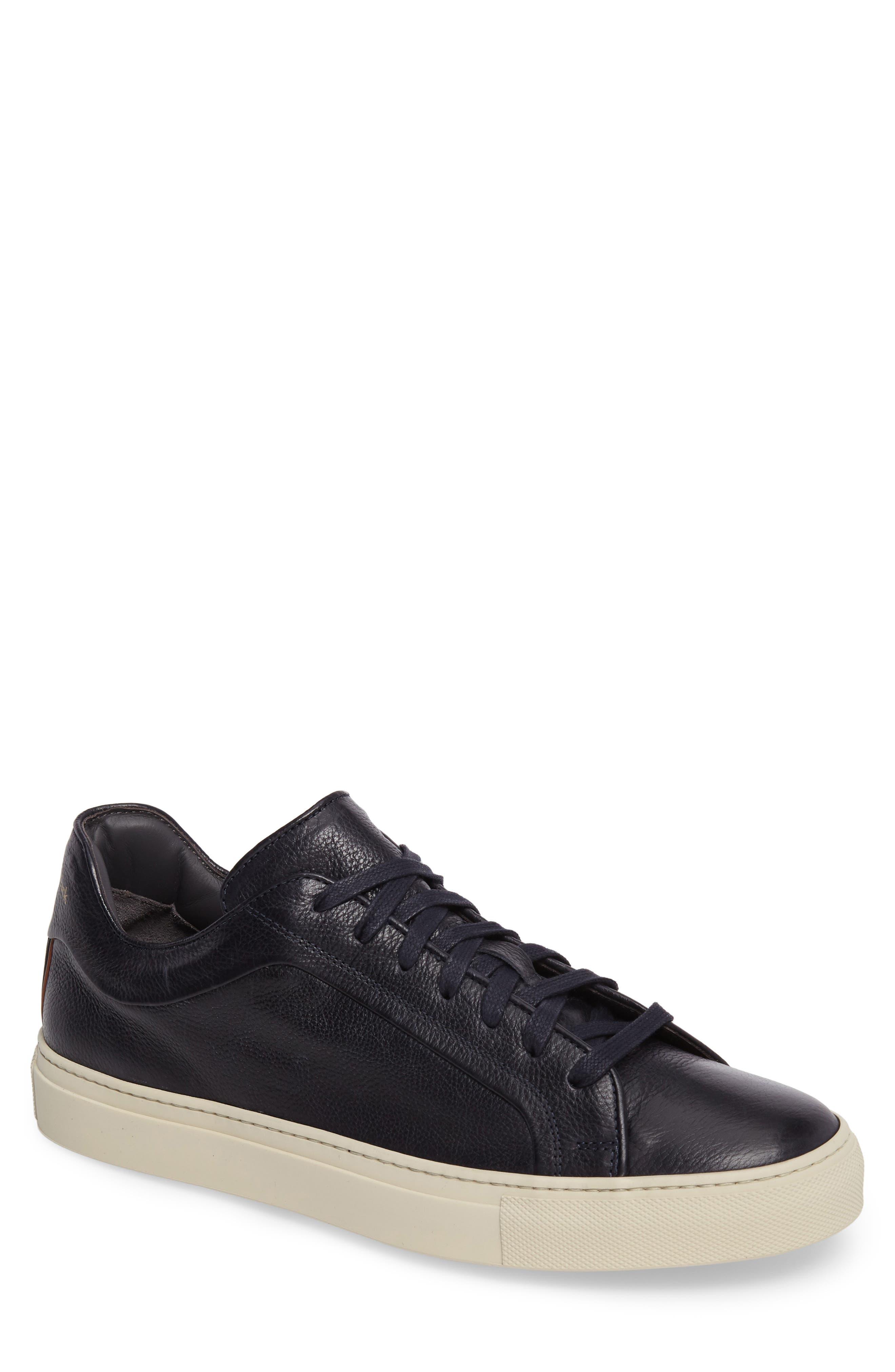 Thomas Sneaker,                             Main thumbnail 1, color,                             BLUE MARINE