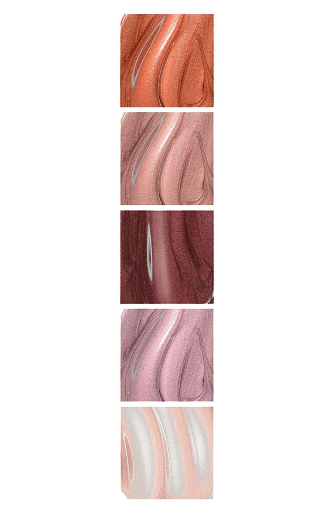 M·A·C 'A Tartan Tale - Sassy Coral Lassies' Lipglass Set,                             Alternate thumbnail 2, color,                             800