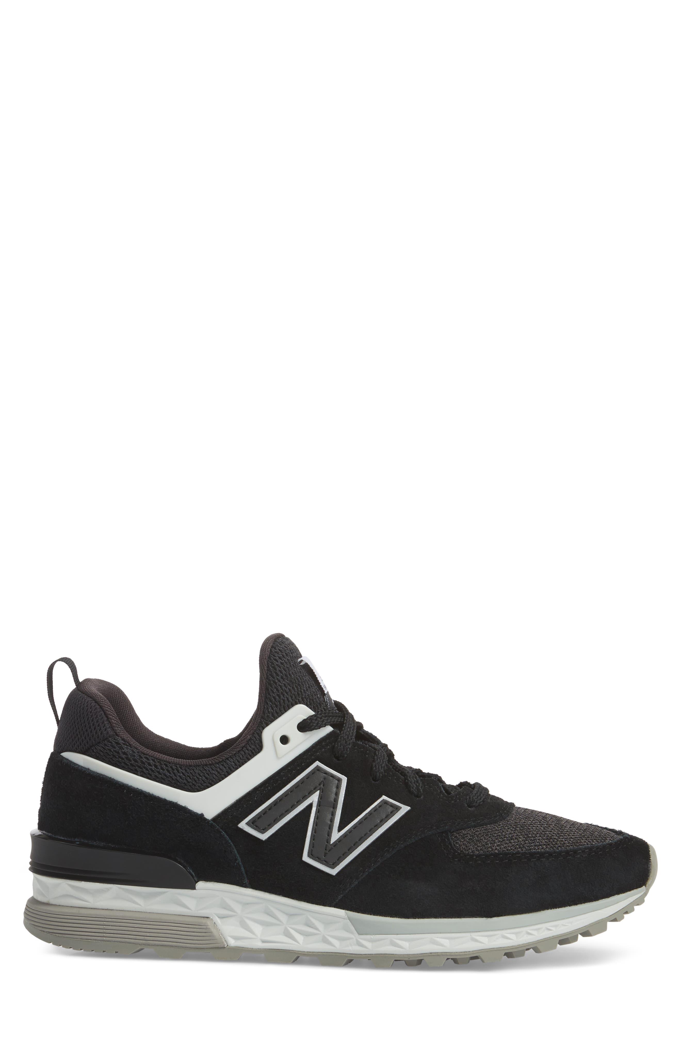 574 Sport Sneaker,                             Alternate thumbnail 3, color,                             004