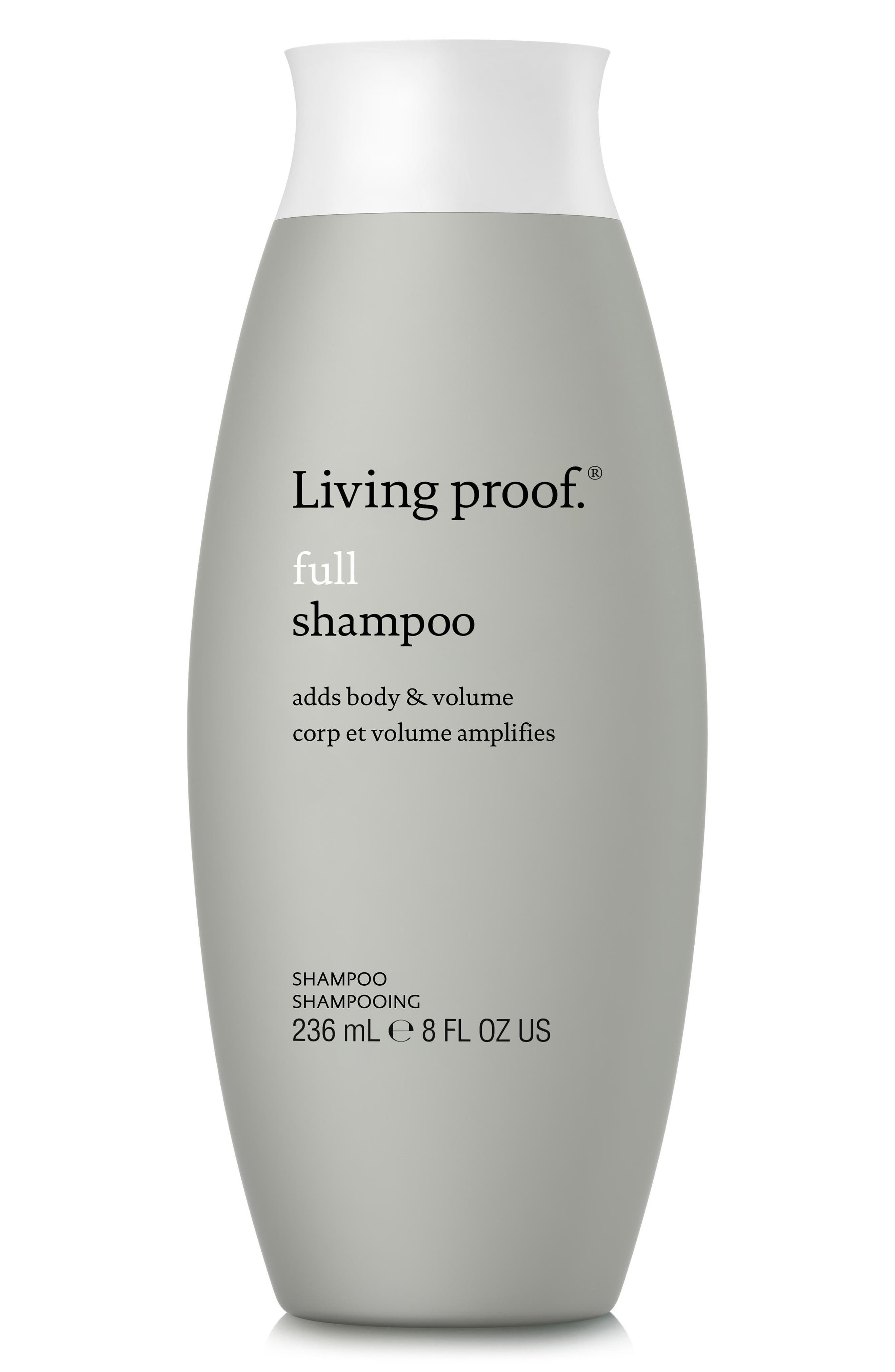 'Full' Body Boosting Shampoo for All Hair Types,                             Alternate thumbnail 2, color,                             000