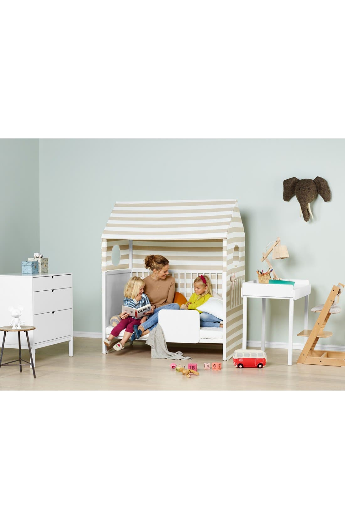 STOKKE,                             'Home<sup>™</sup>' Toddler Bed Tent,                             Alternate thumbnail 3, color,                             270