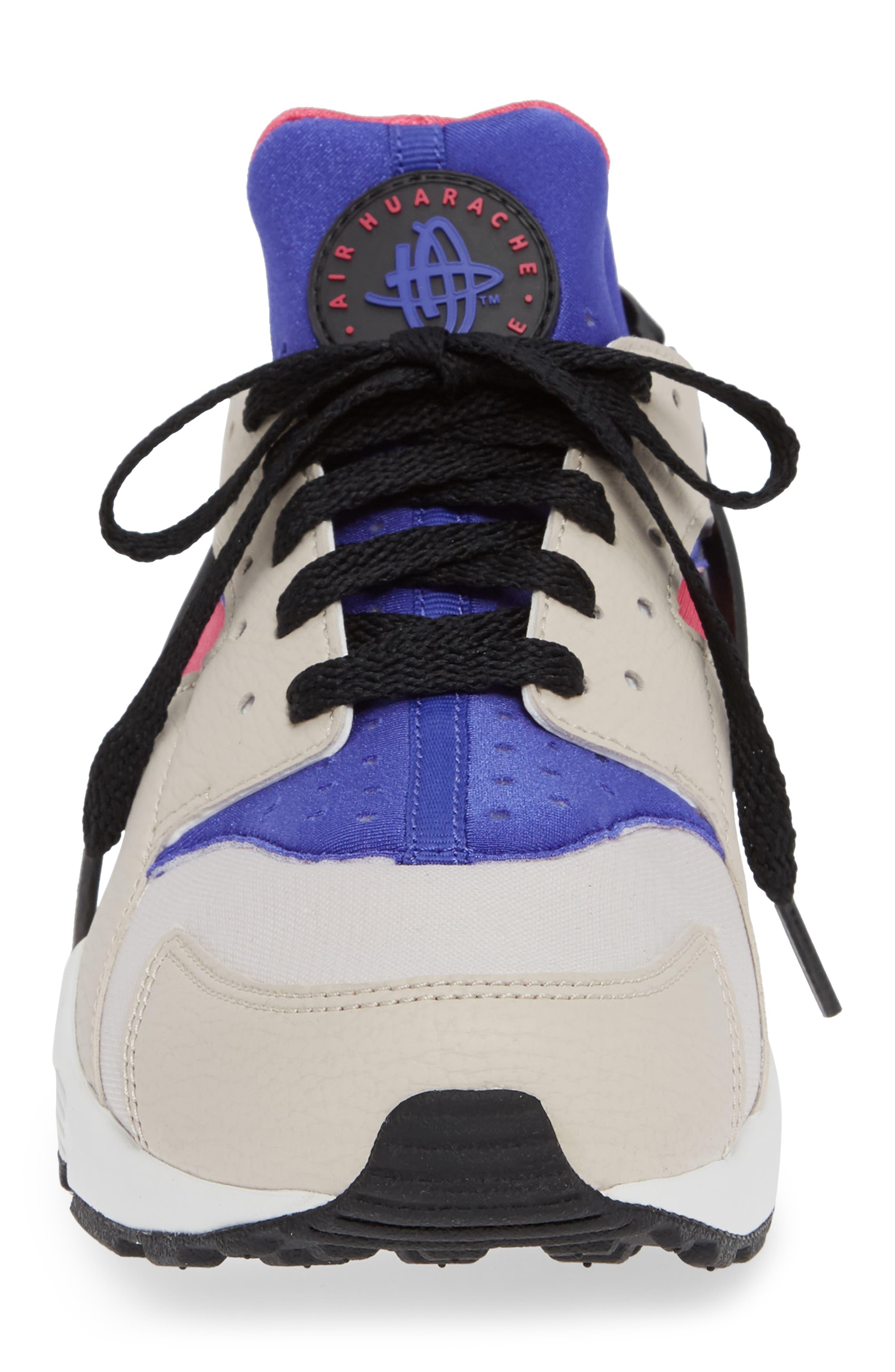 'Air Huarache' Sneaker,                             Alternate thumbnail 4, color,                             256