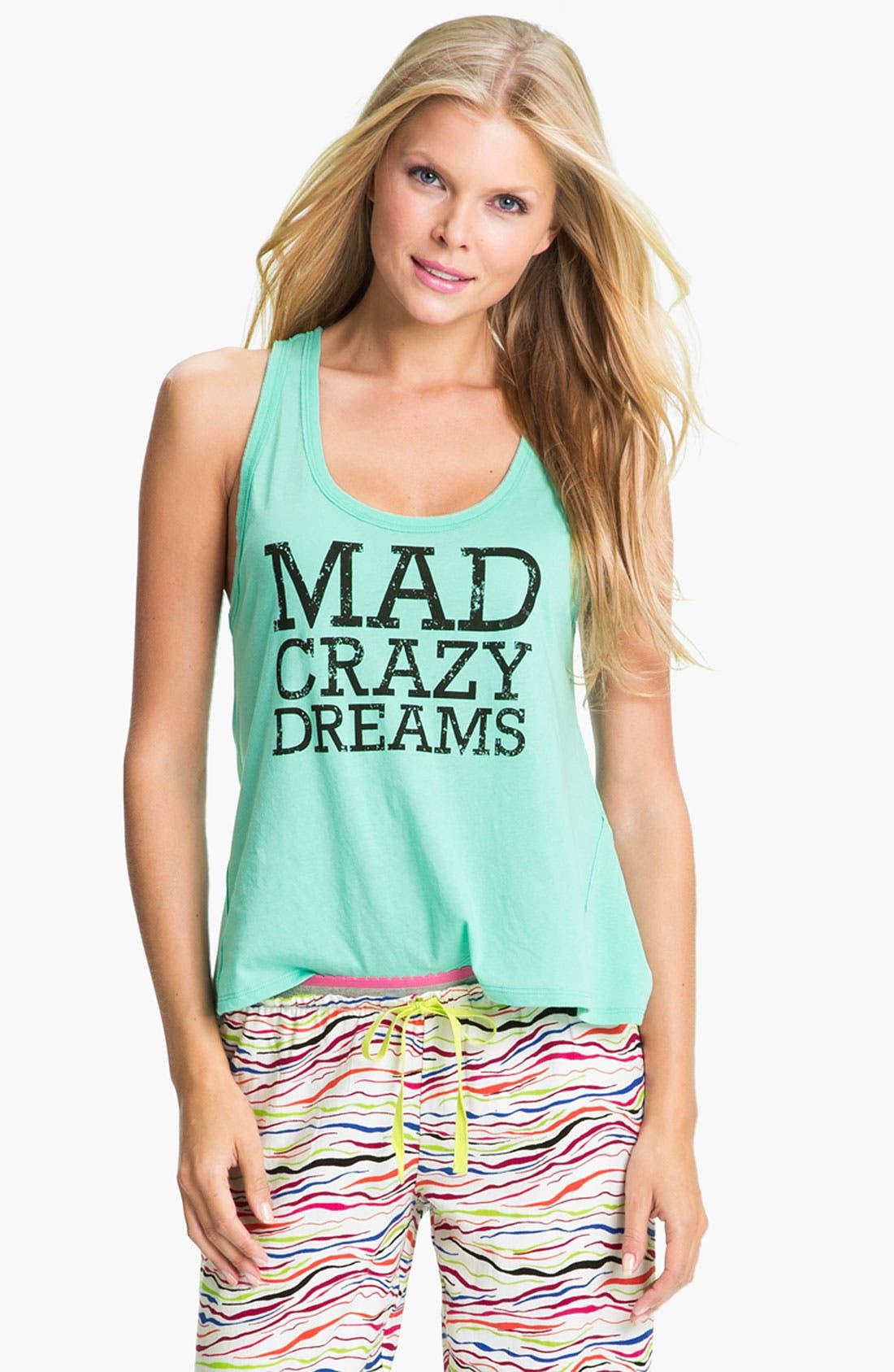 'Mad Crazy Dreams' Tank,                             Main thumbnail 5, color,