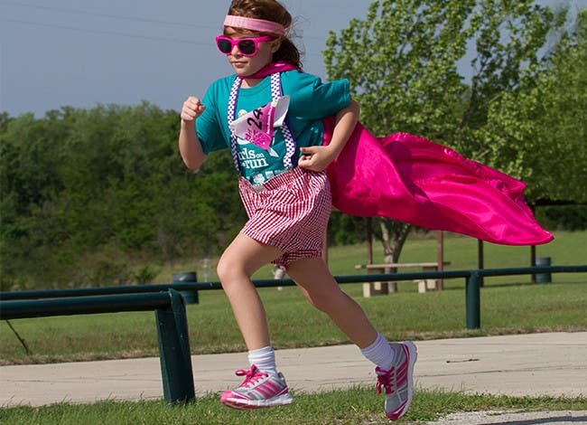 Girls on the Run.