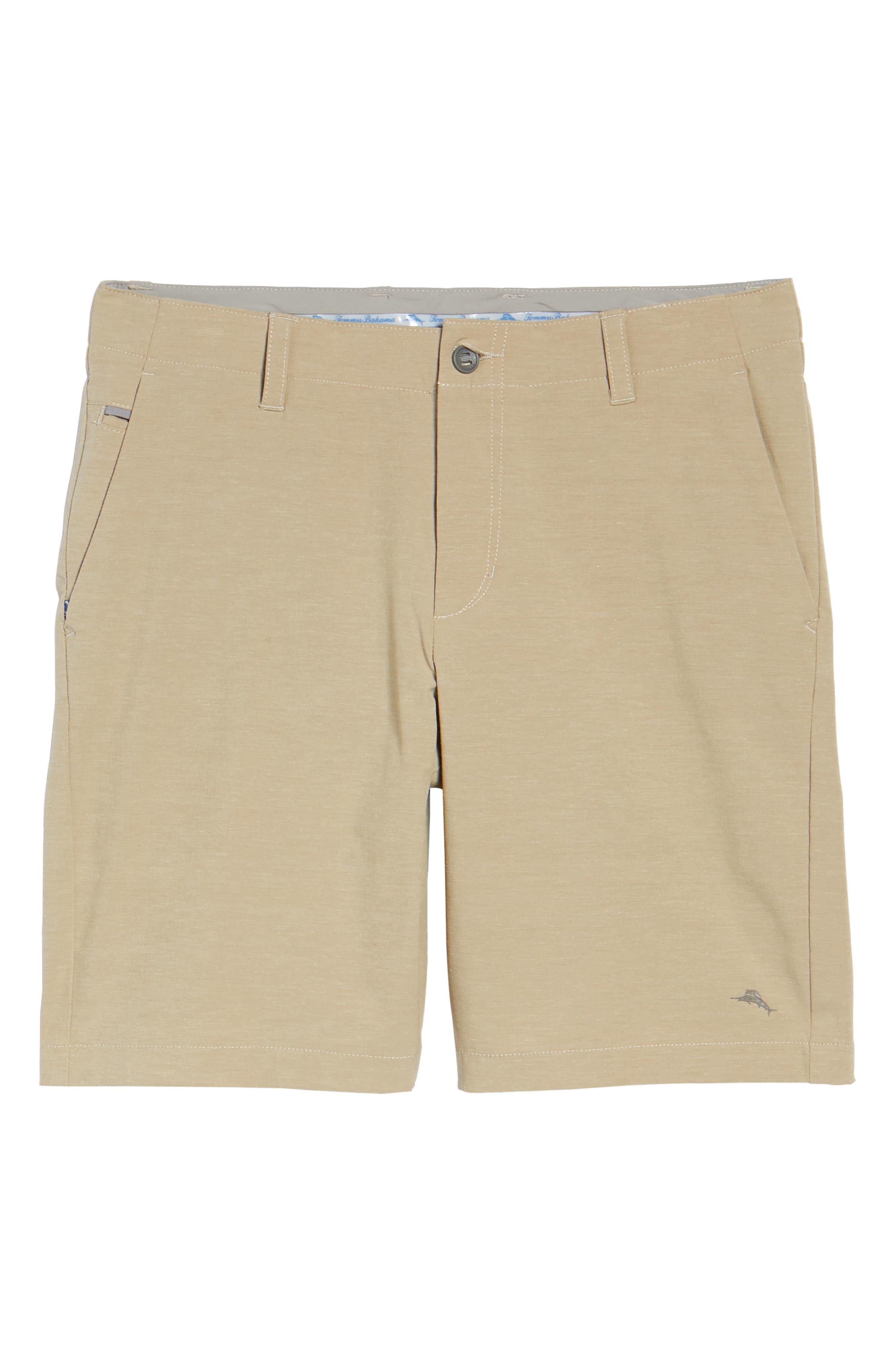 Chip & Run Shorts,                             Alternate thumbnail 6, color,                             STONE KHAKI