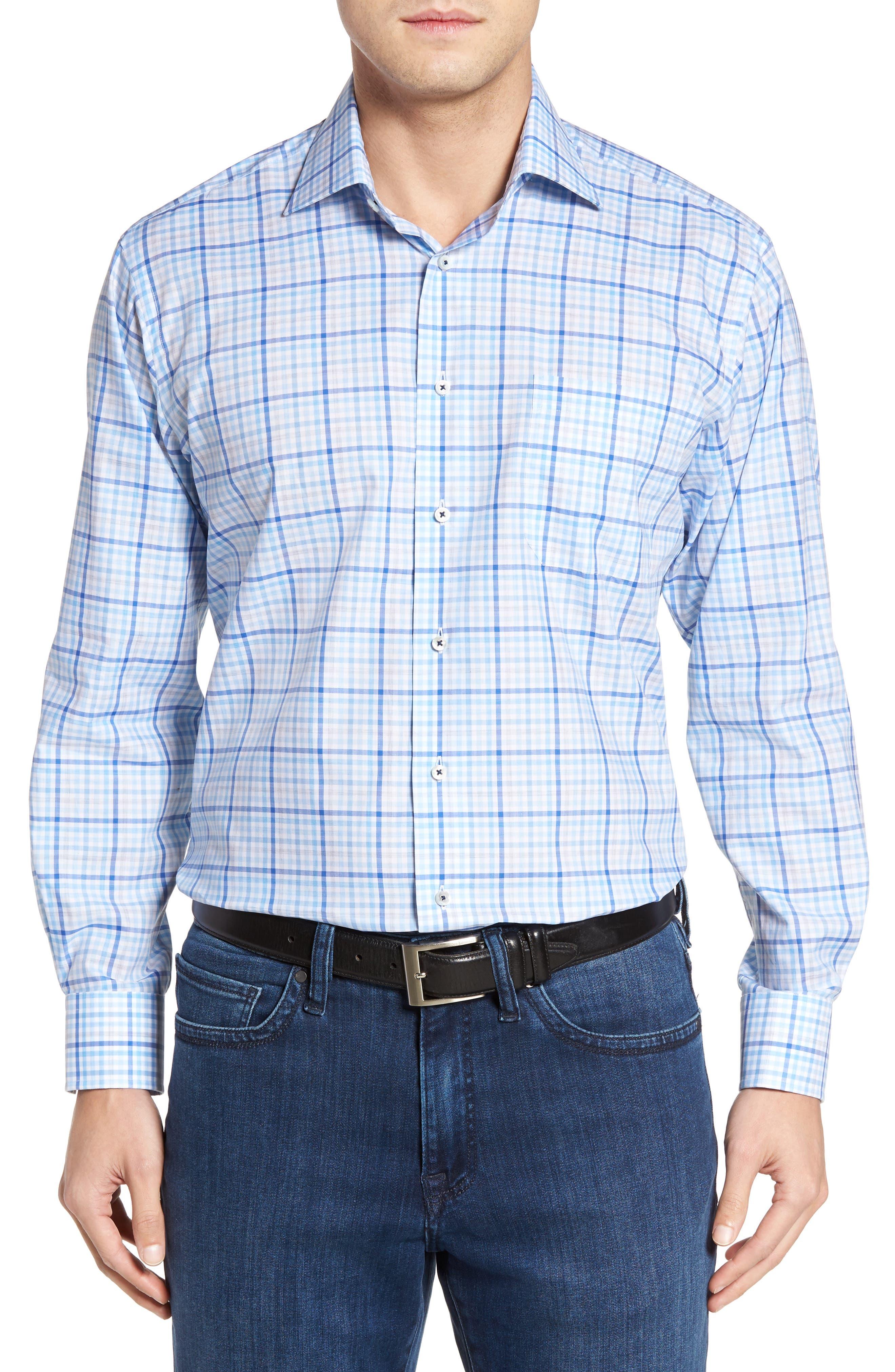 Estate Classic Fit Sport Shirt,                             Main thumbnail 1, color,                             400