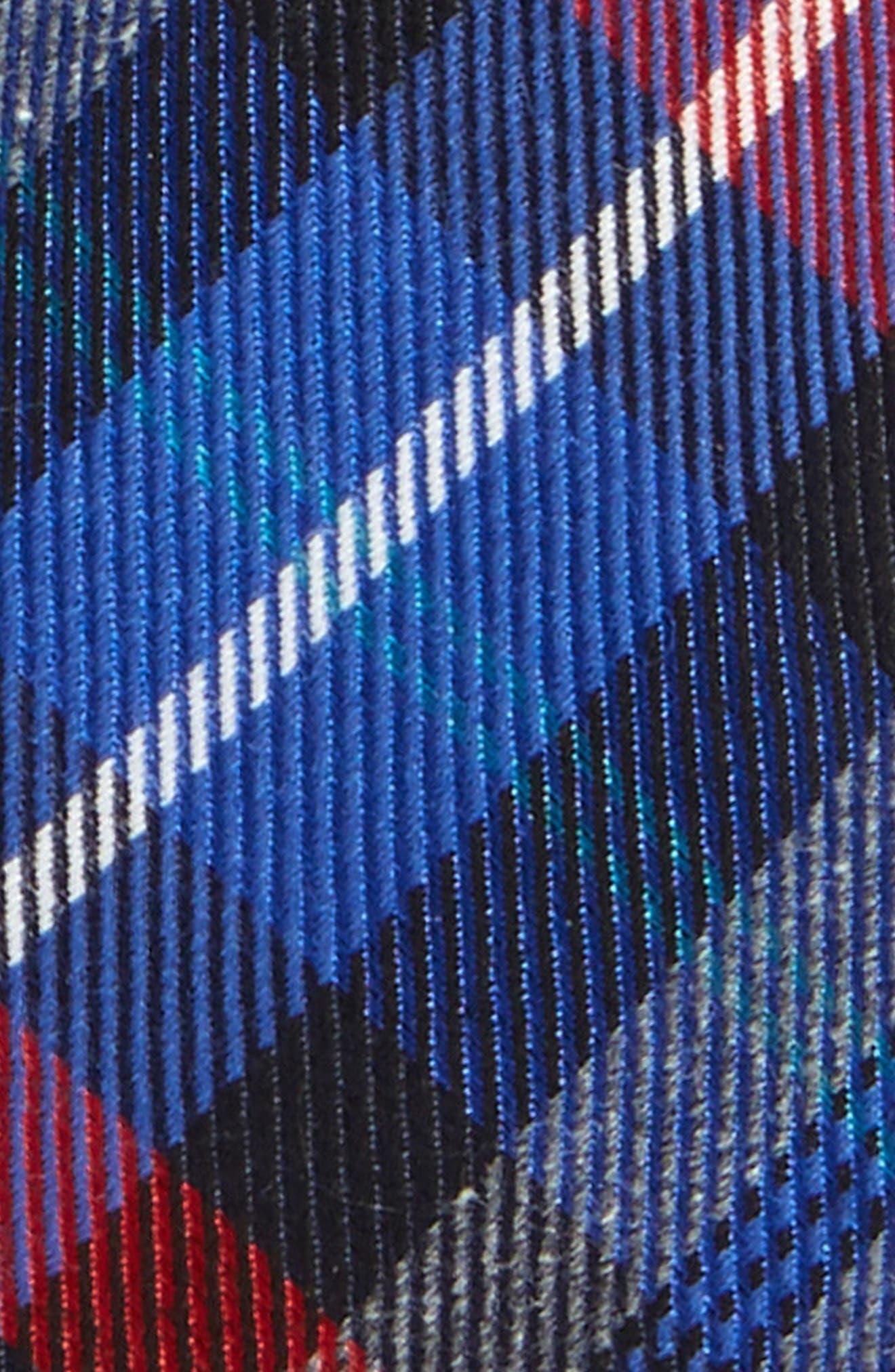 Plaid Tie,                             Alternate thumbnail 2, color,