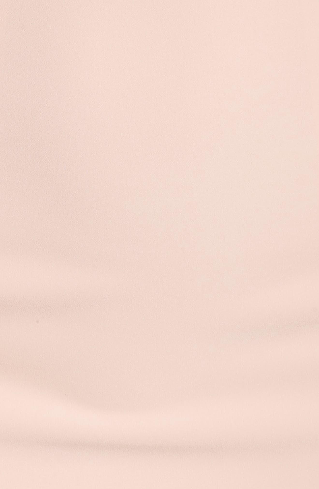 Ruffle One-Shoulder Dress,                             Alternate thumbnail 5, color,                             695