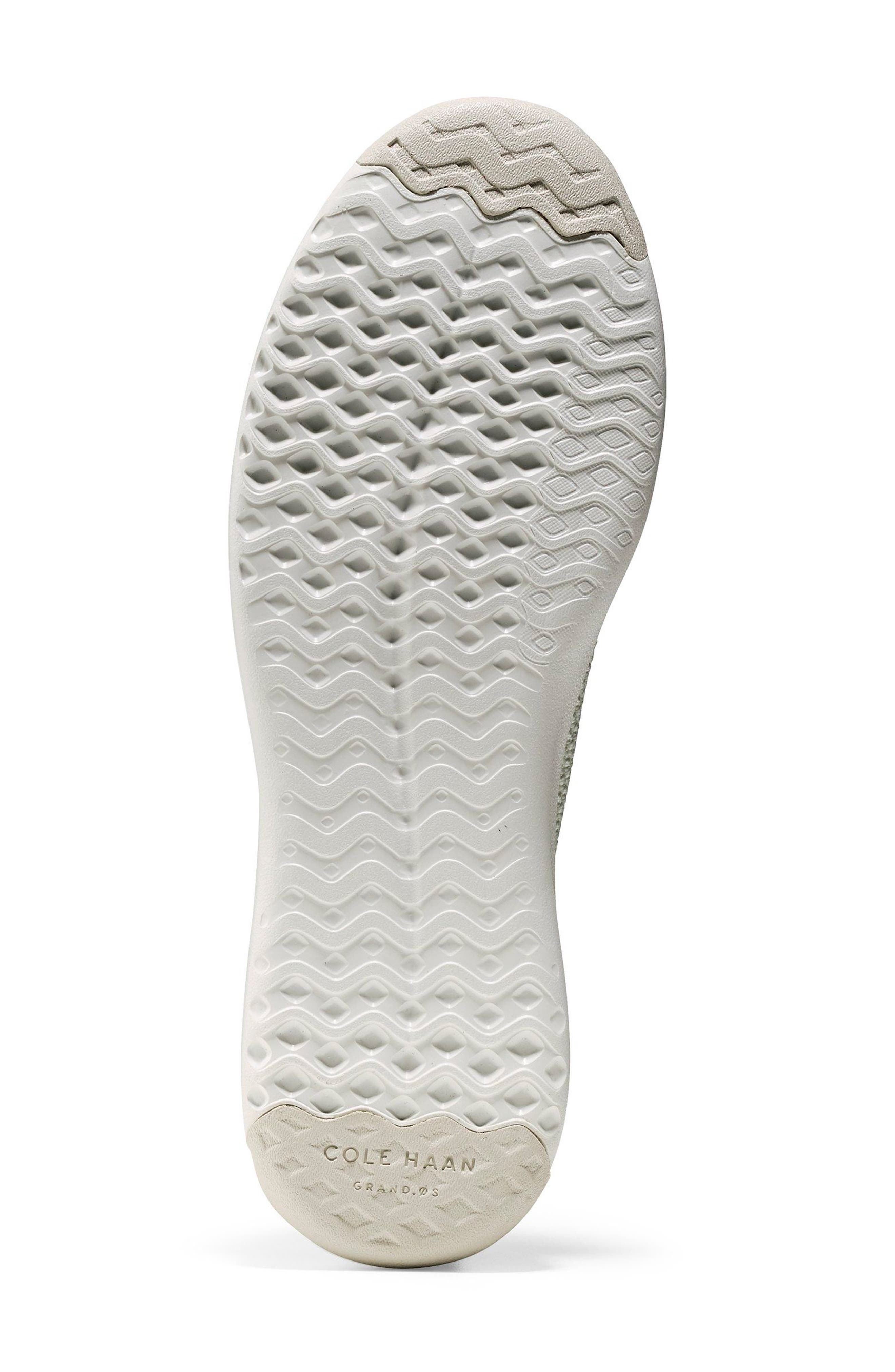 GrandPro Stitchlite Sneaker,                             Alternate thumbnail 6, color,                             CHALK FABRIC