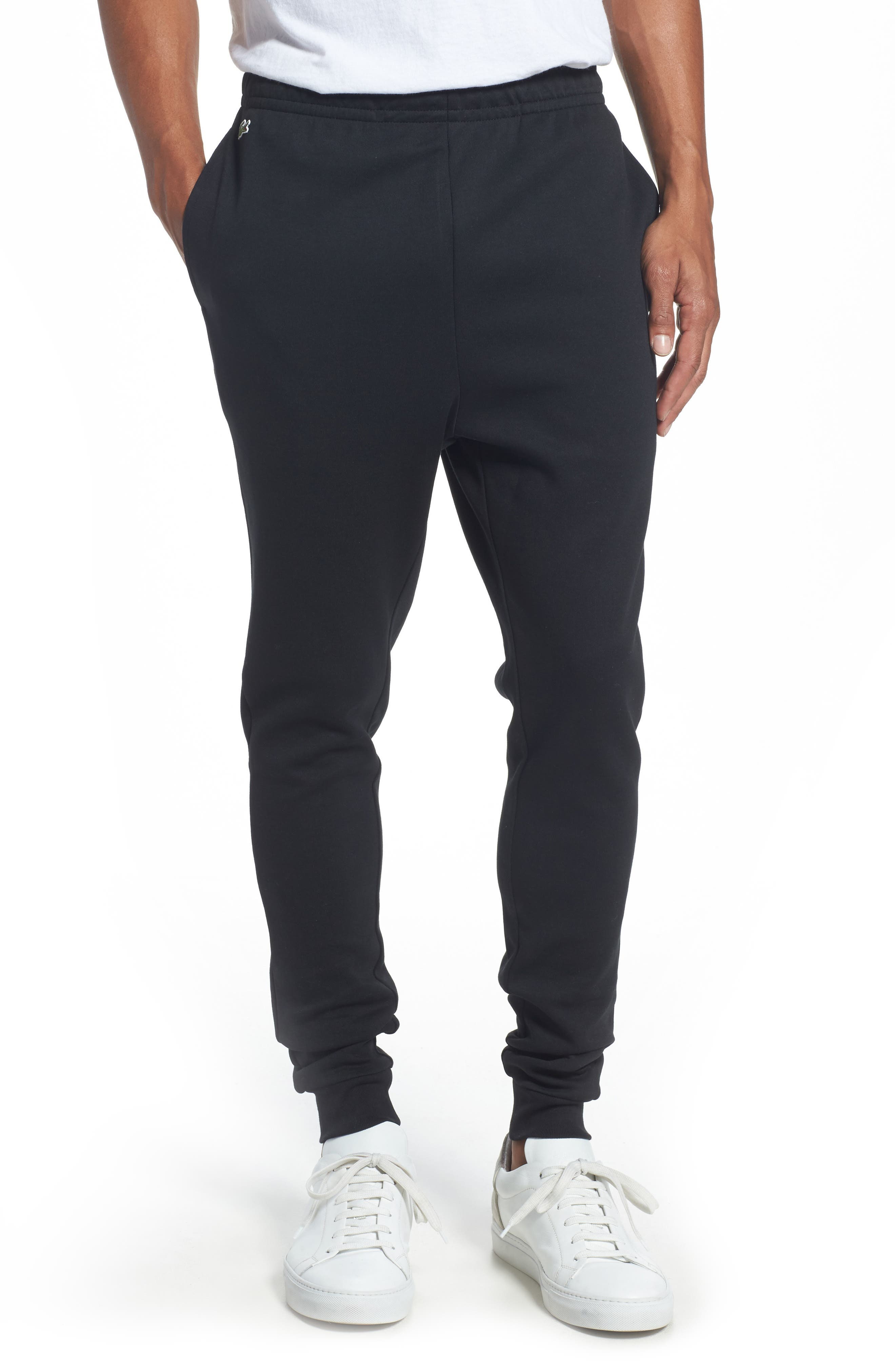 Tapered Jogger Pants,                         Main,                         color, 001