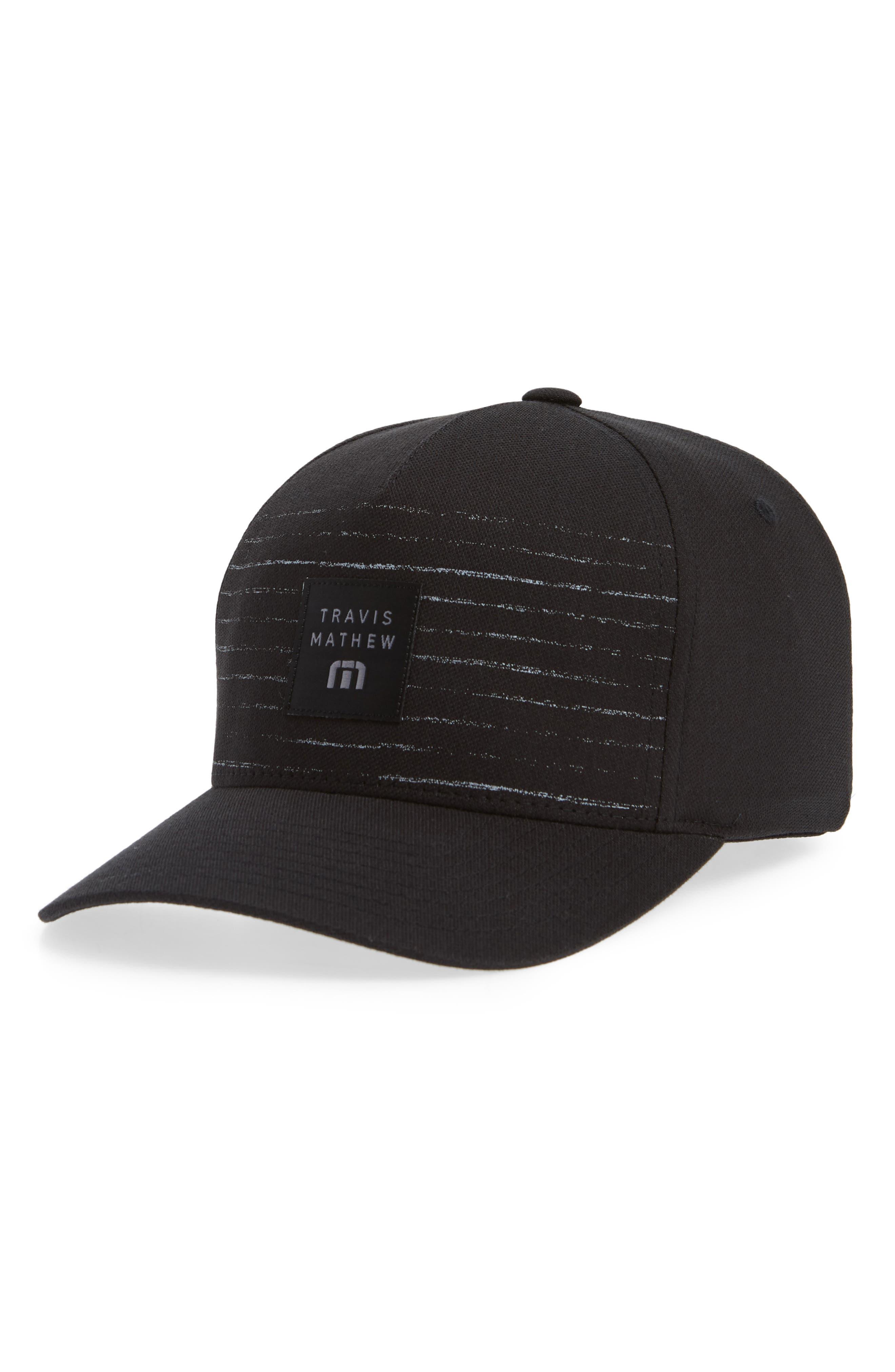 Edmiston Hat,                             Main thumbnail 1, color,                             BLACK