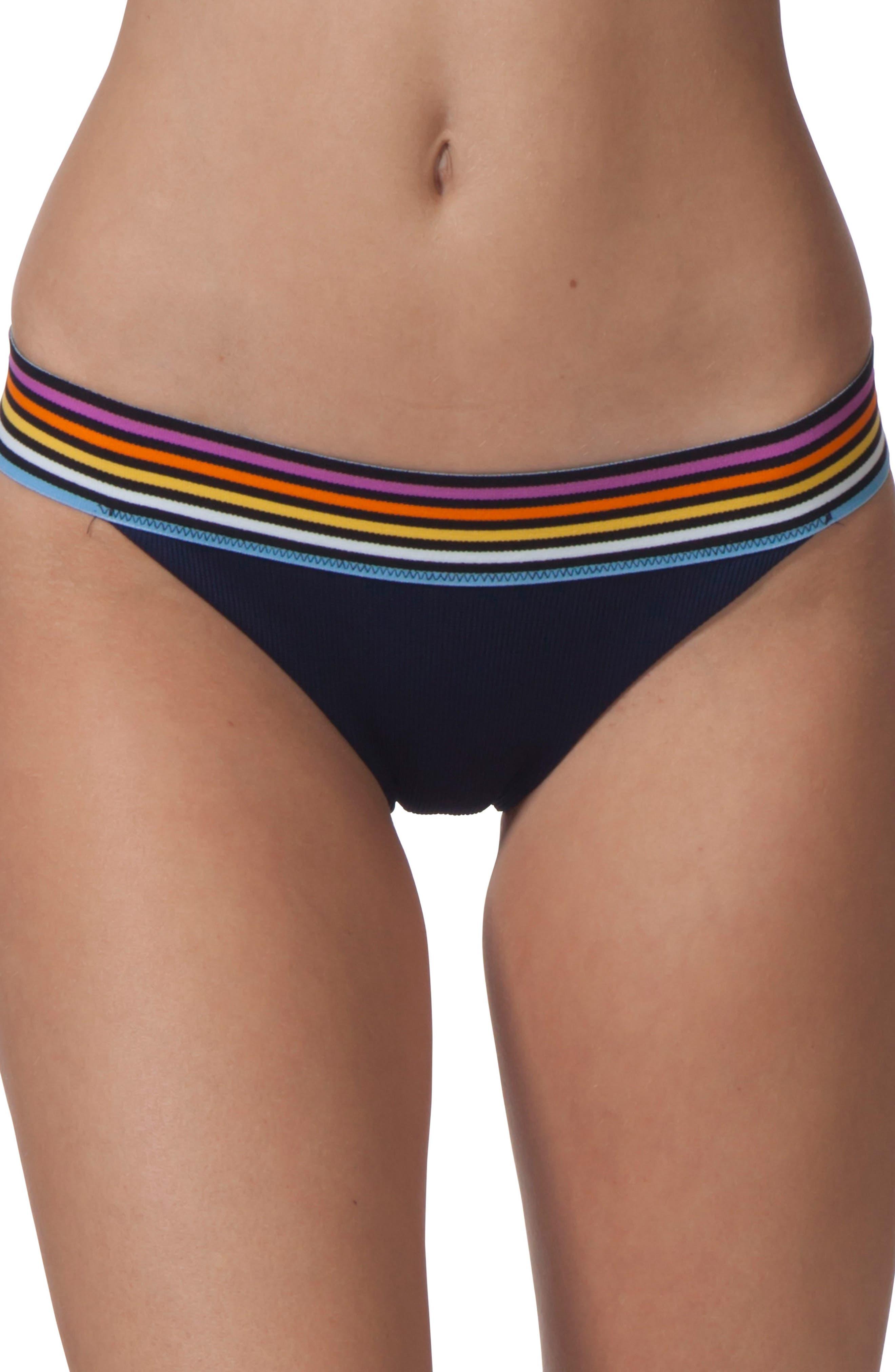 Surforama Hipster Bikini Bottoms,                             Main thumbnail 1, color,