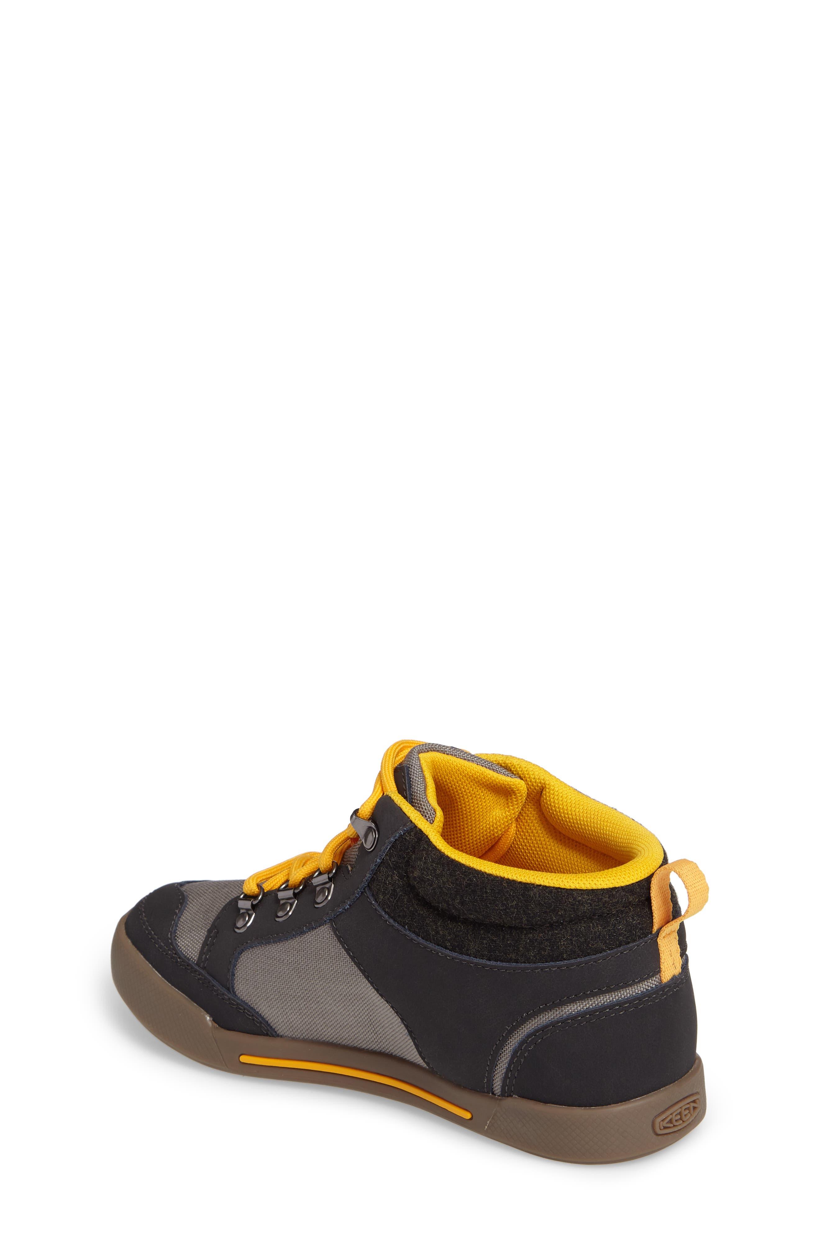 Encanto Wesley II High Top Sneaker,                             Alternate thumbnail 4, color,