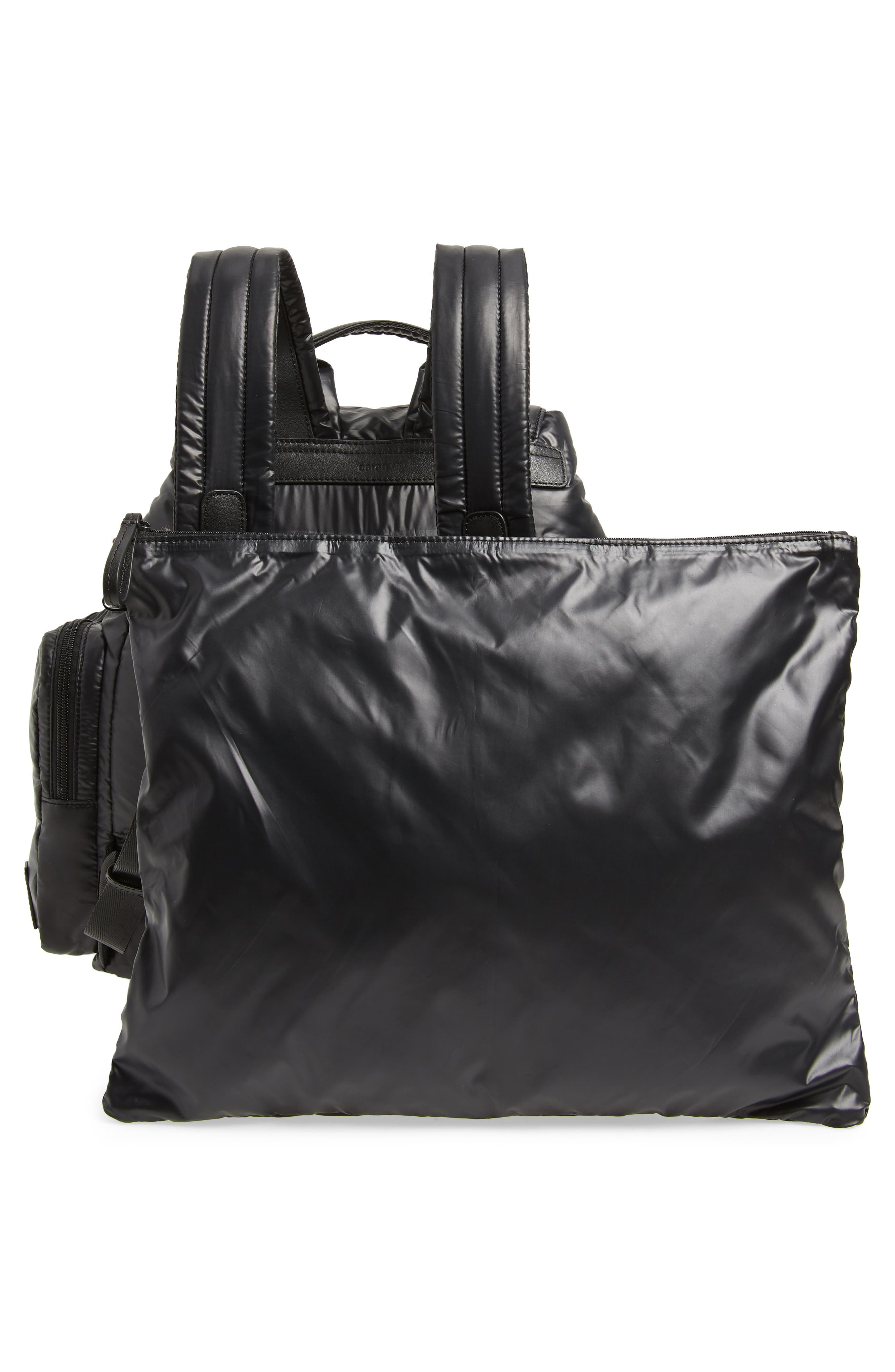 Cirrus Backpack,                             Alternate thumbnail 3, color,                             BLACK