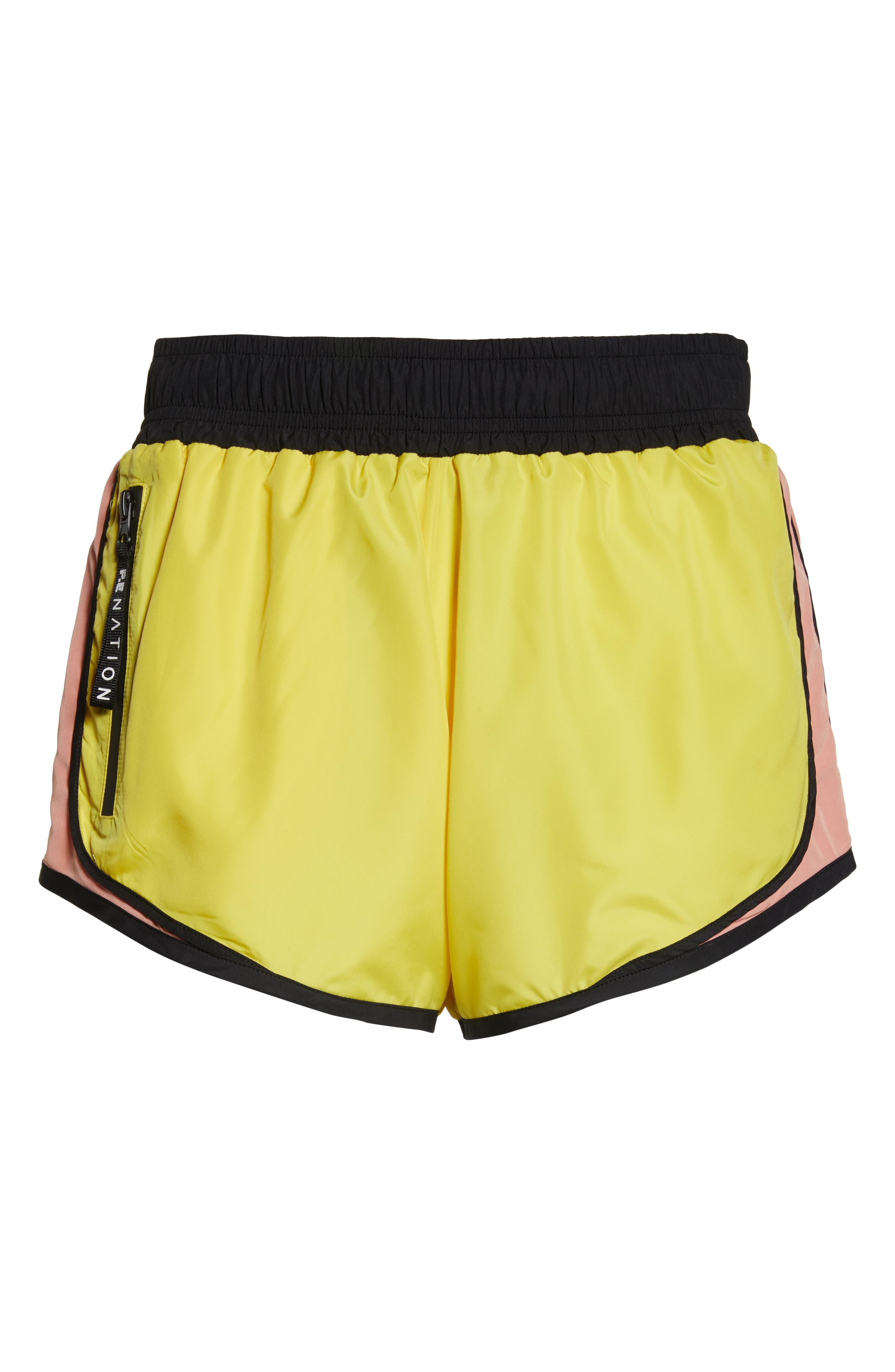 Sprint Vision Shorts,                             Alternate thumbnail 7, color,                             YELLOW