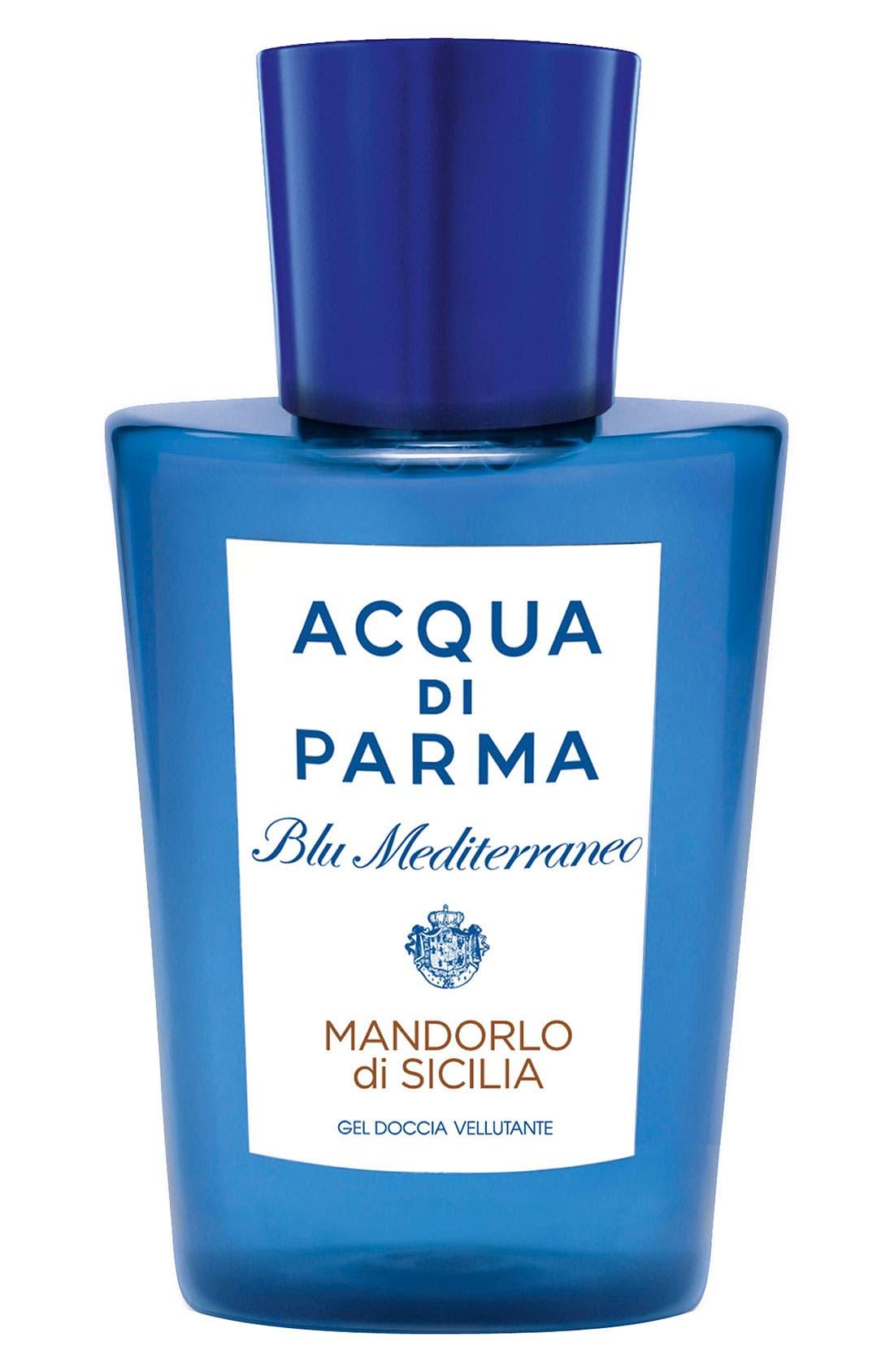 'Blu Mediterraneo - Mandorlo di Sicilia' Shower Gel,                             Main thumbnail 1, color,                             NO COLOR