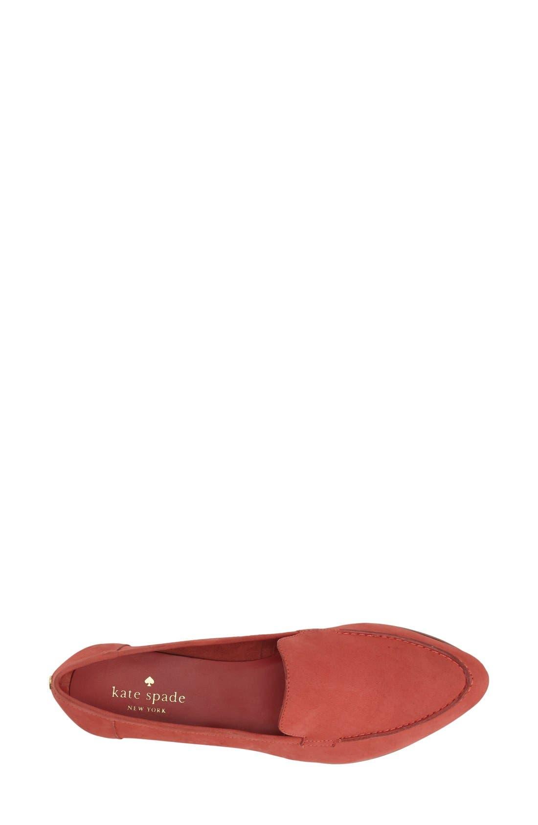 'carima' loafer flat,                             Alternate thumbnail 51, color,