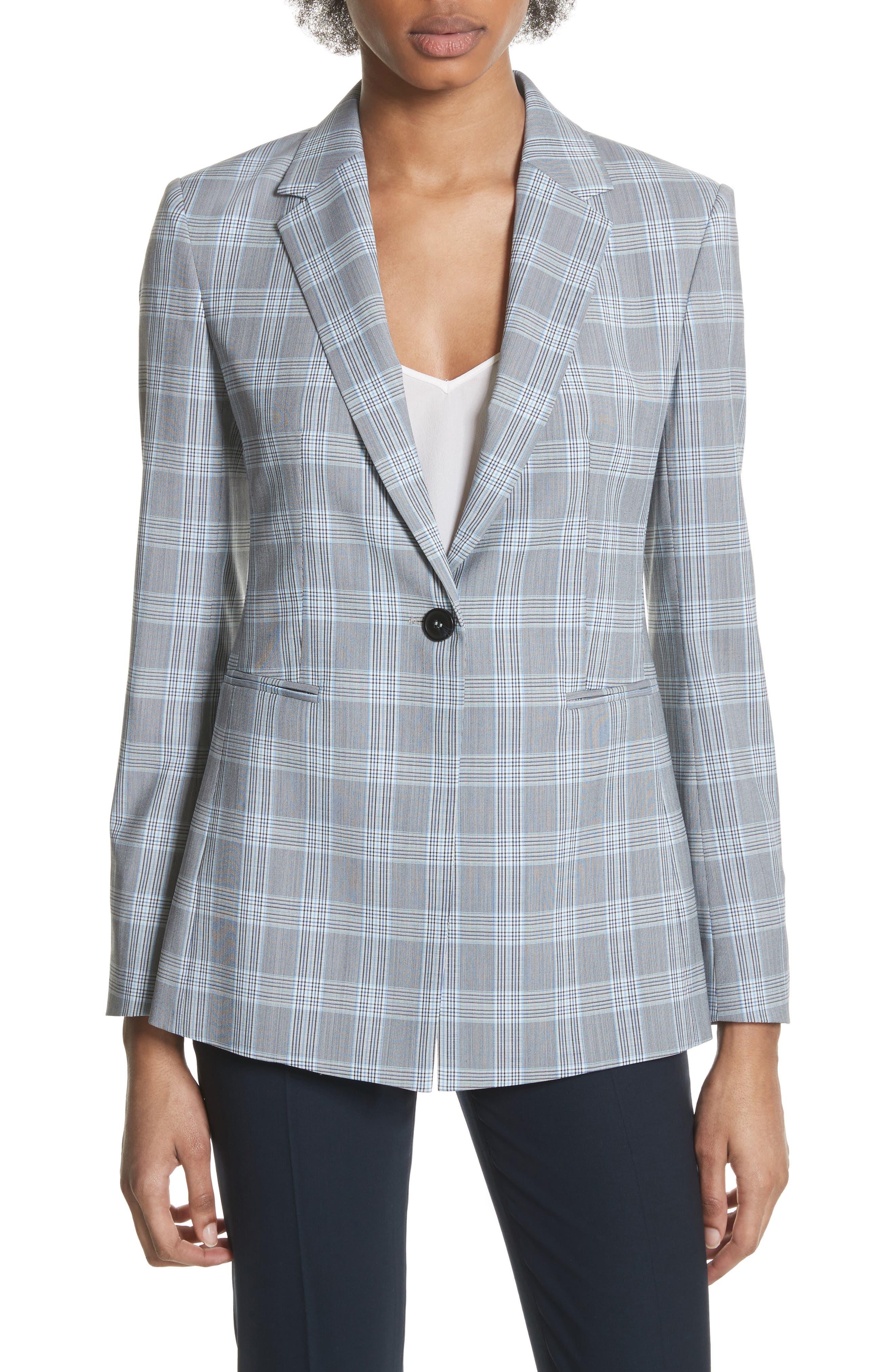 Mapel Wool Power Jacket,                         Main,                         color, 115