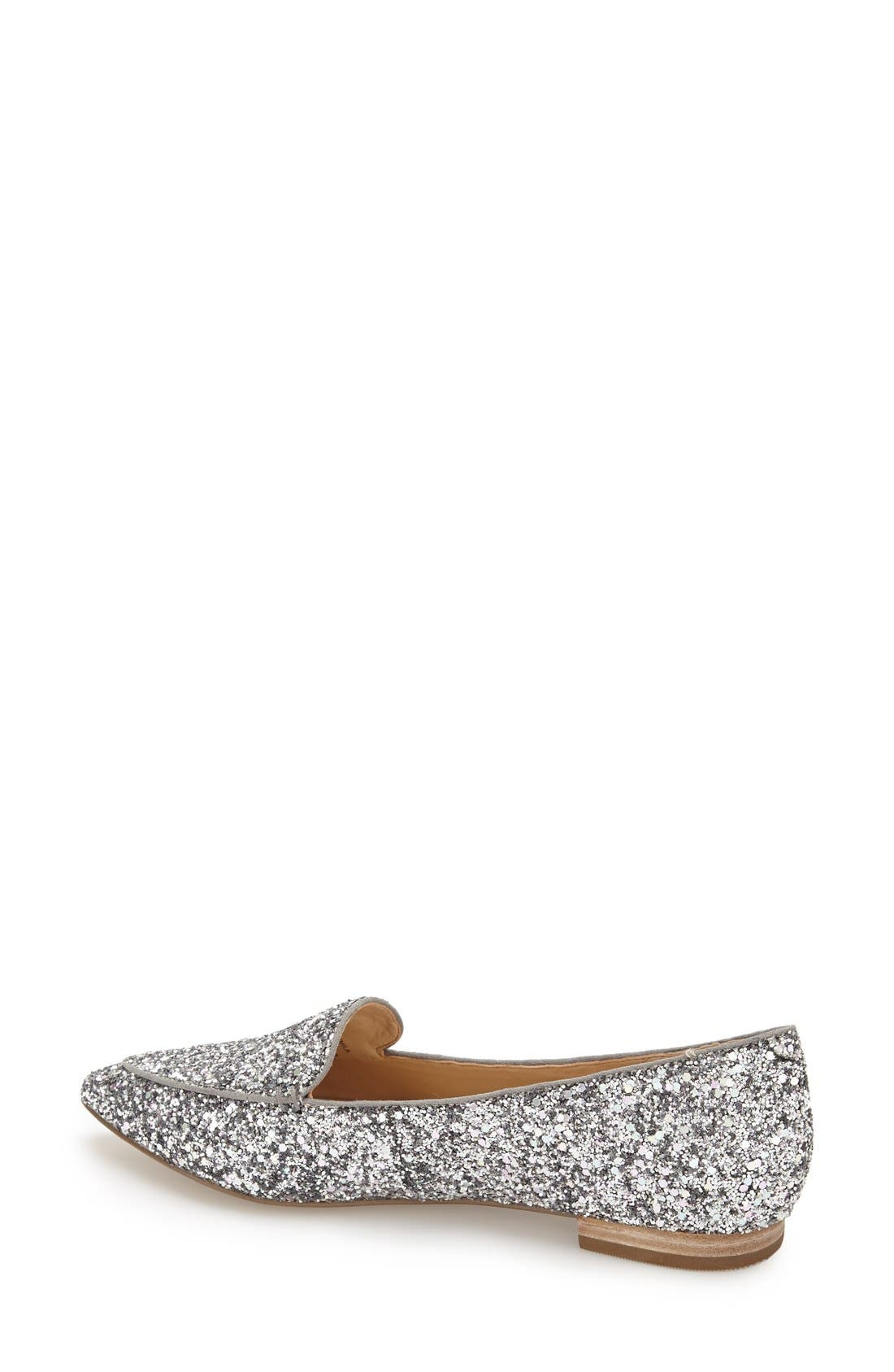 'Cammila' Pointy Toe Loafer,                             Alternate thumbnail 12, color,