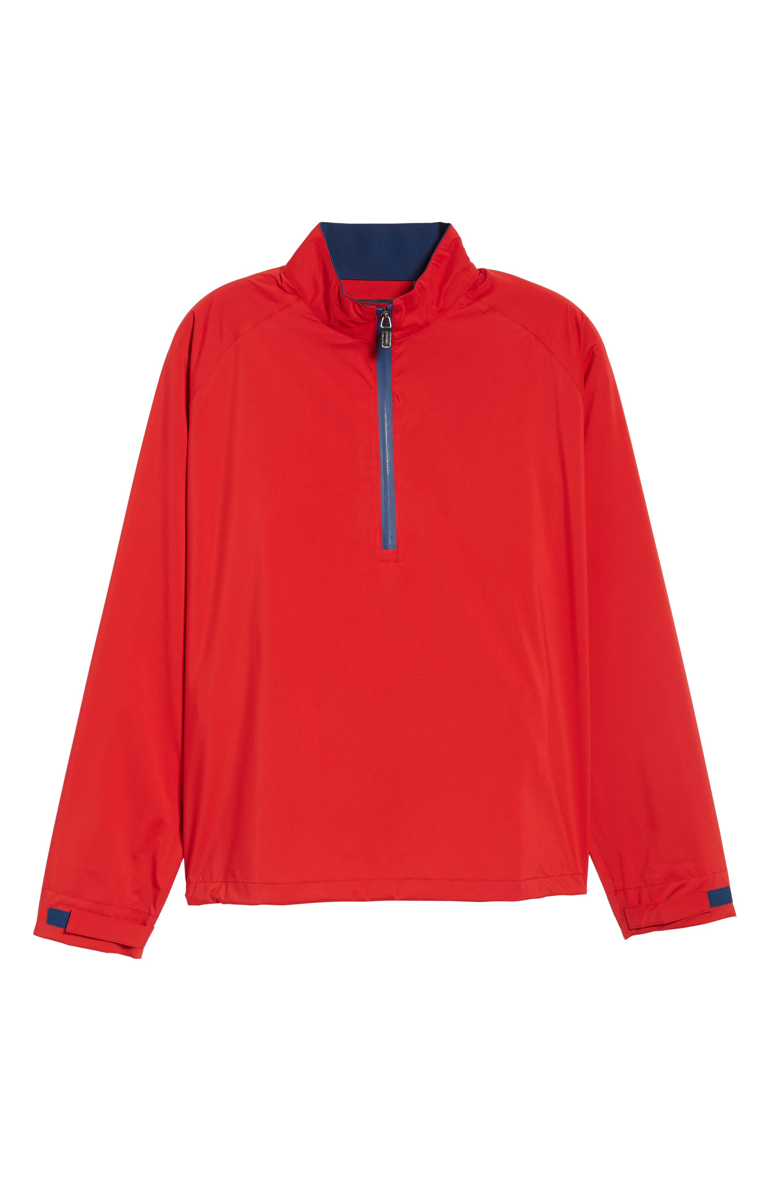 Regular Fit Half Zip Performance Pullover,                             Alternate thumbnail 12, color,