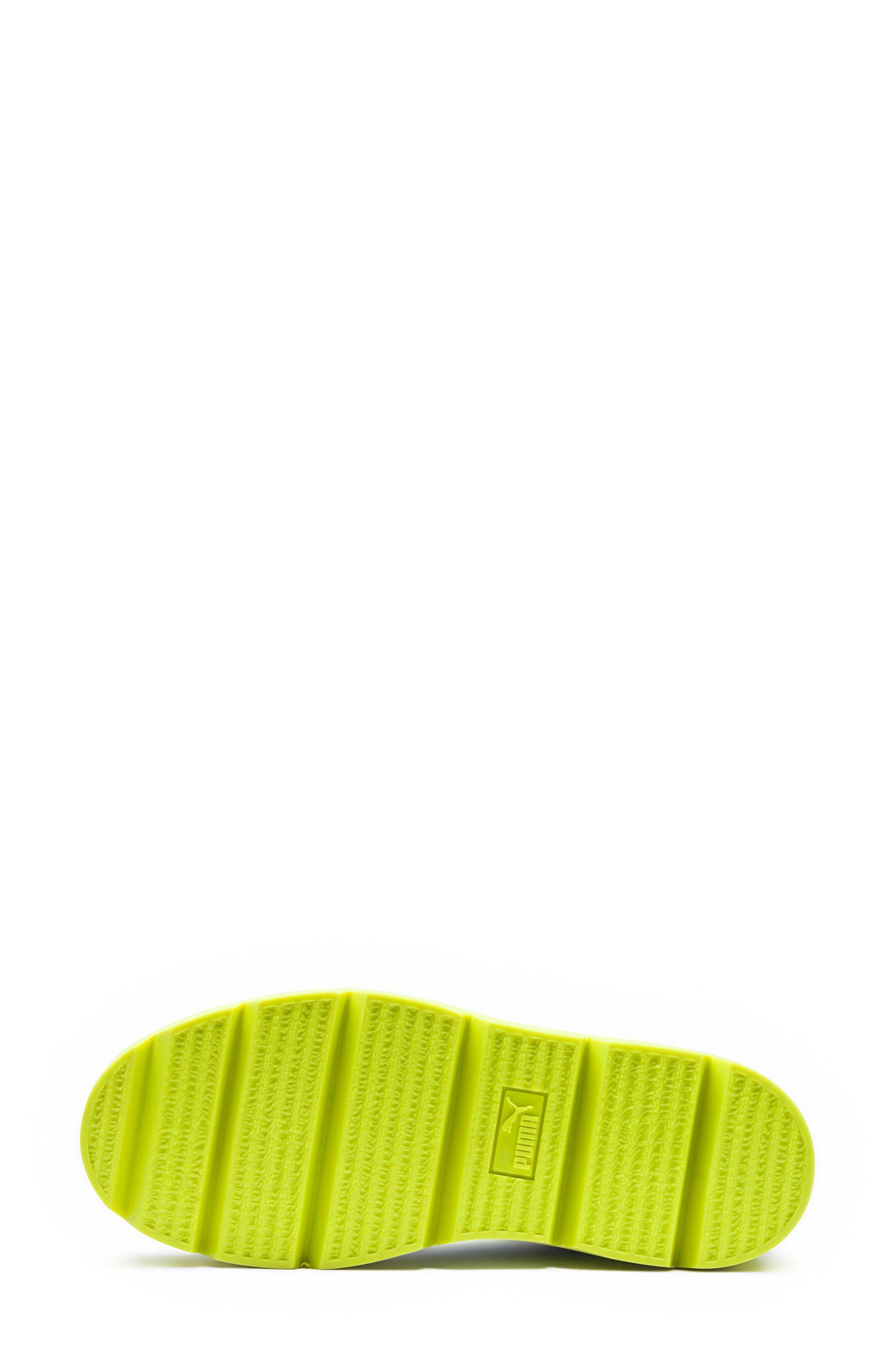 FENTY PUMA by Rihanna Chelsea Boot Creeper Sneaker,                             Alternate thumbnail 12, color,