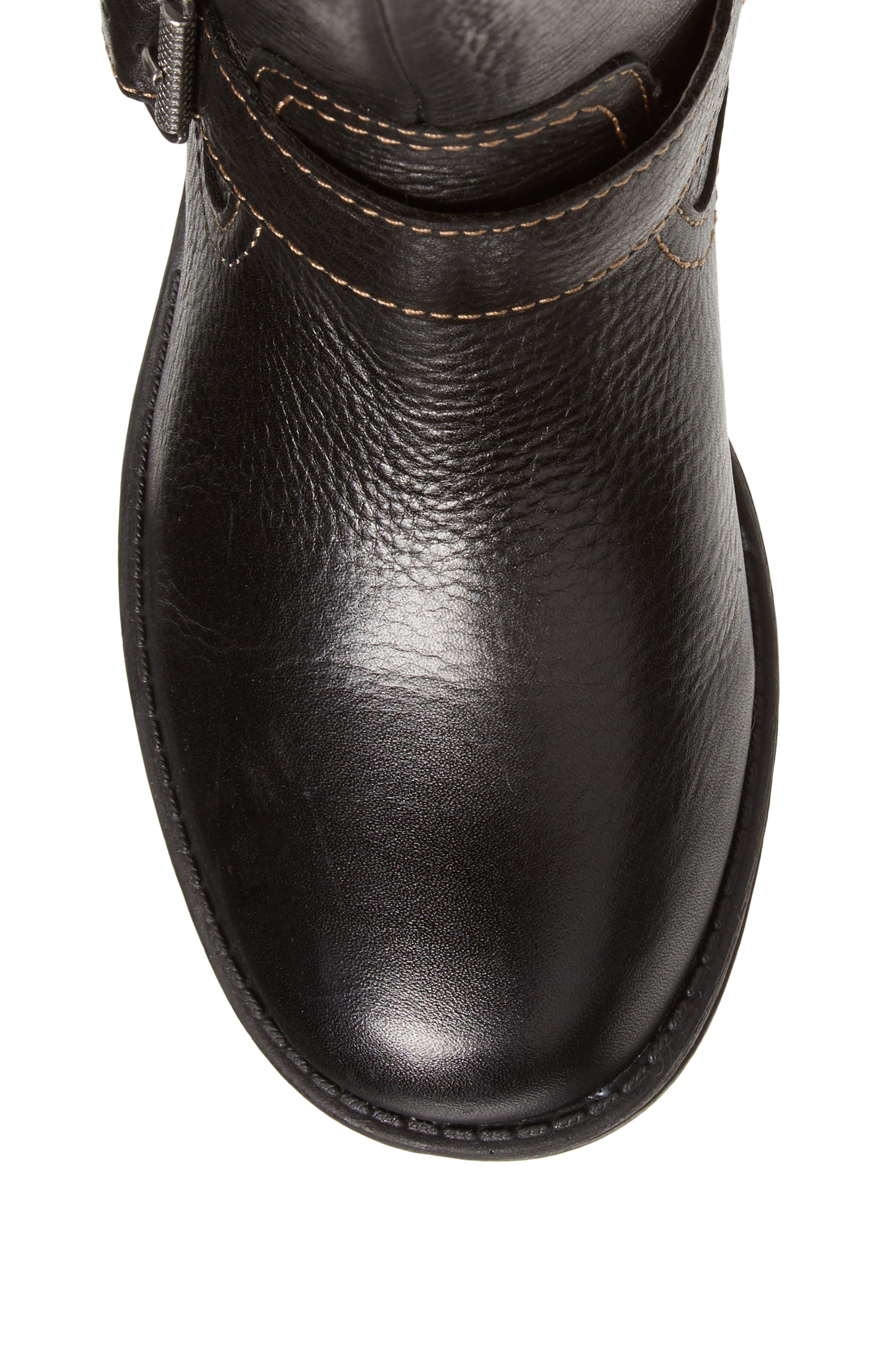 Sedalia Tall Boot,                             Alternate thumbnail 5, color,                             001