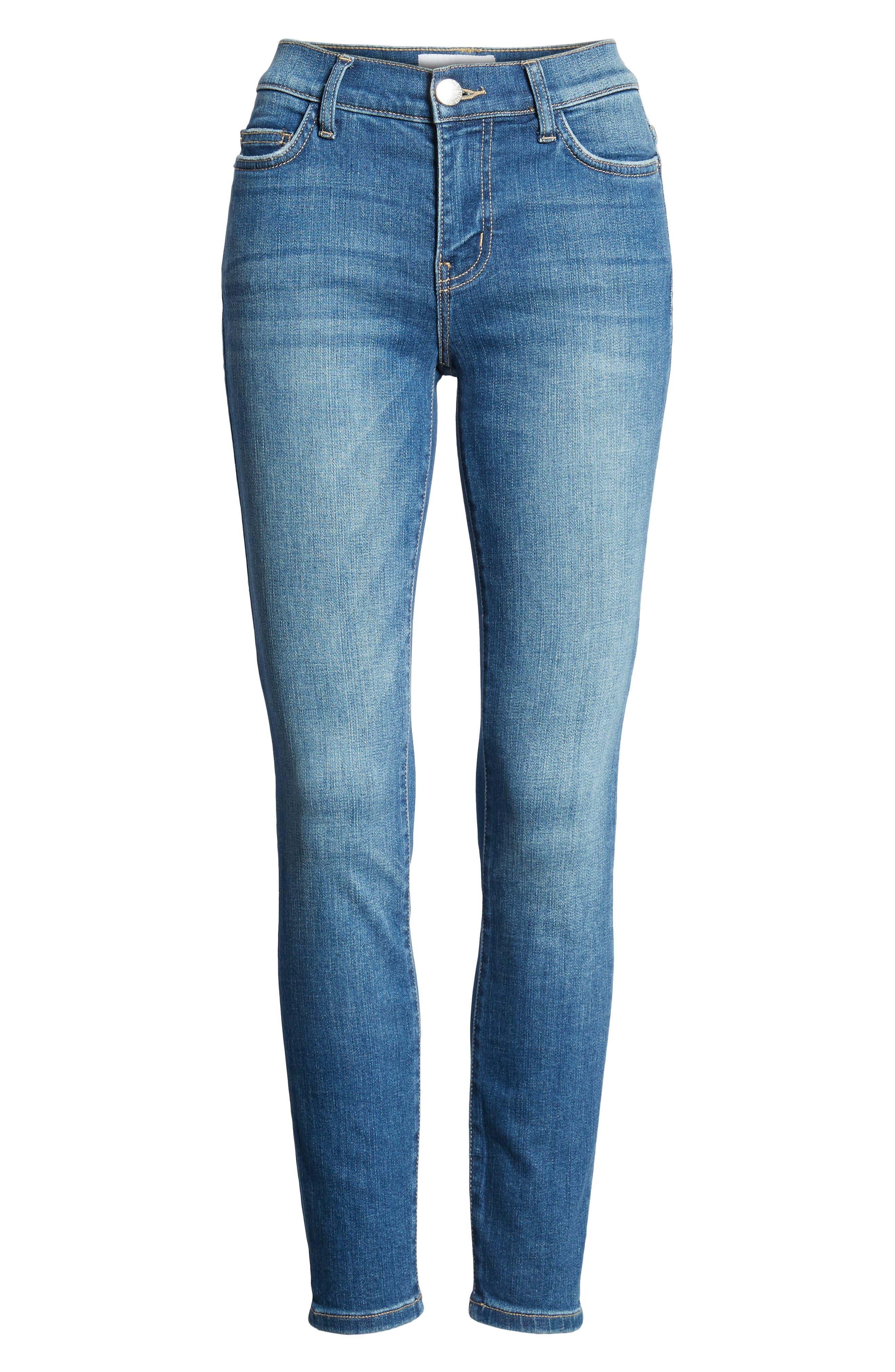 The Stiletto Skinny Jeans,                             Alternate thumbnail 7, color,                             470