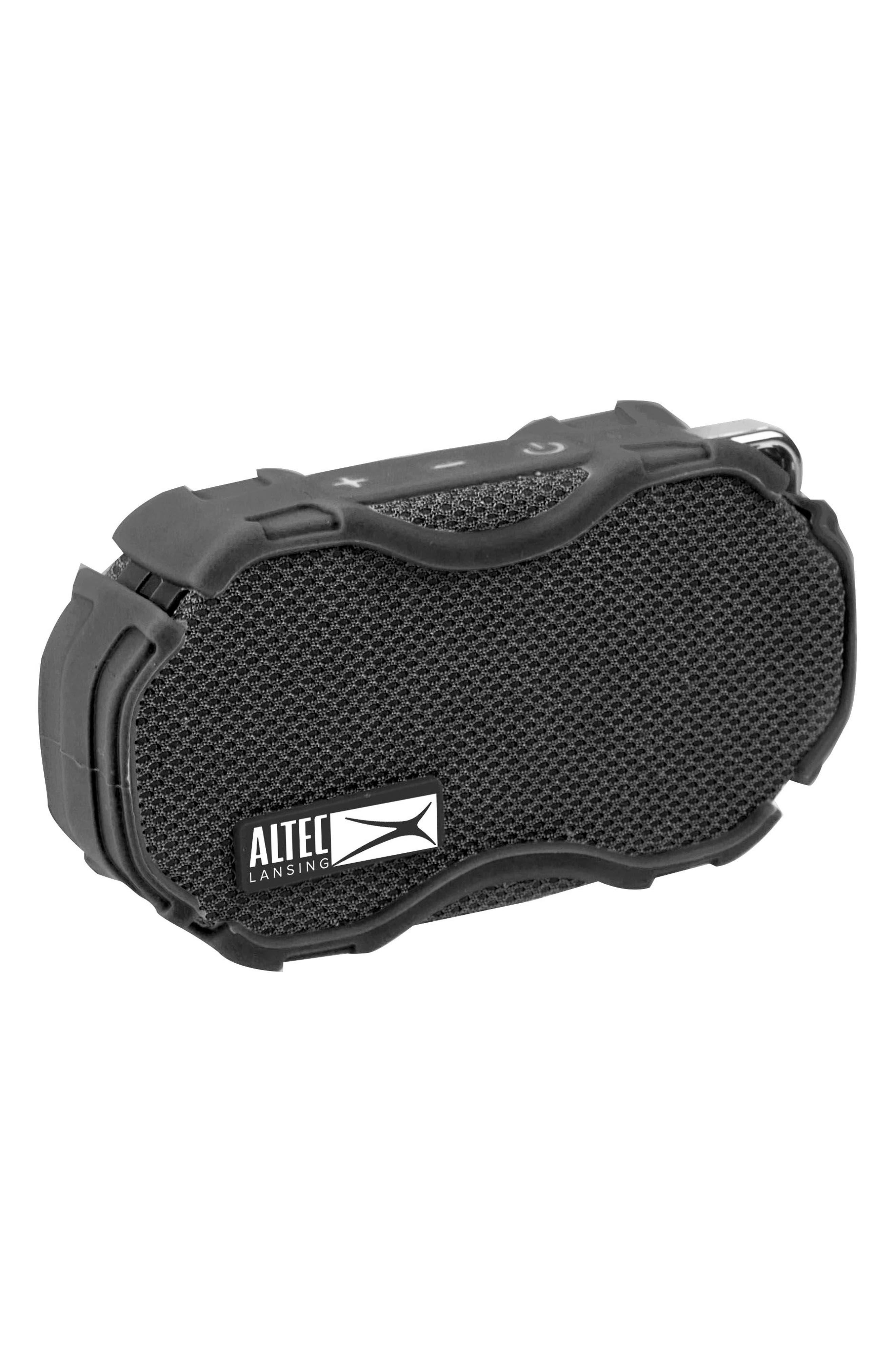 Baby Boom Waterproof Wireless Speaker,                             Alternate thumbnail 2, color,                             BLACK