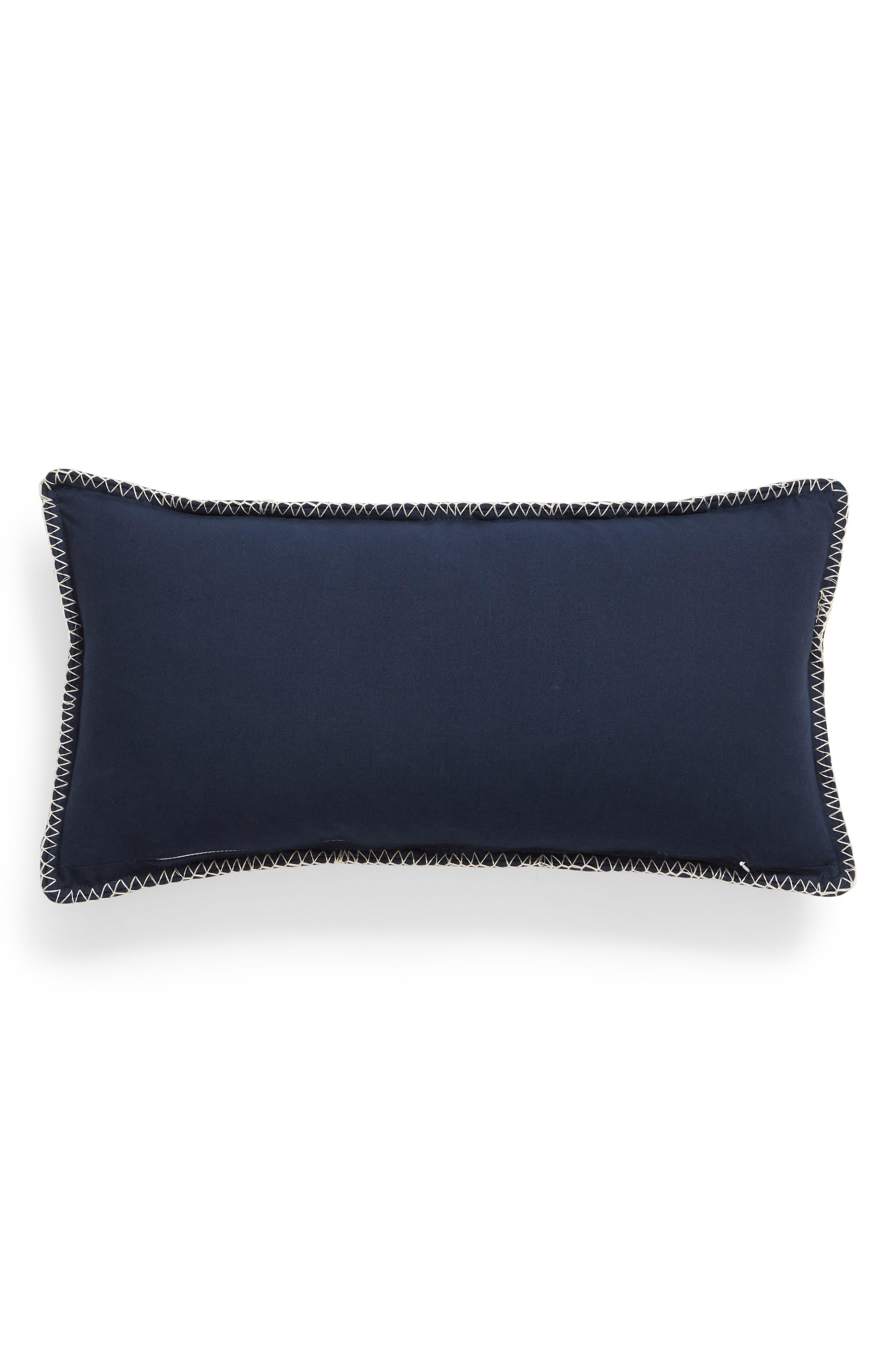 Almirah Rope Accent Pillow,                             Alternate thumbnail 2, color,
