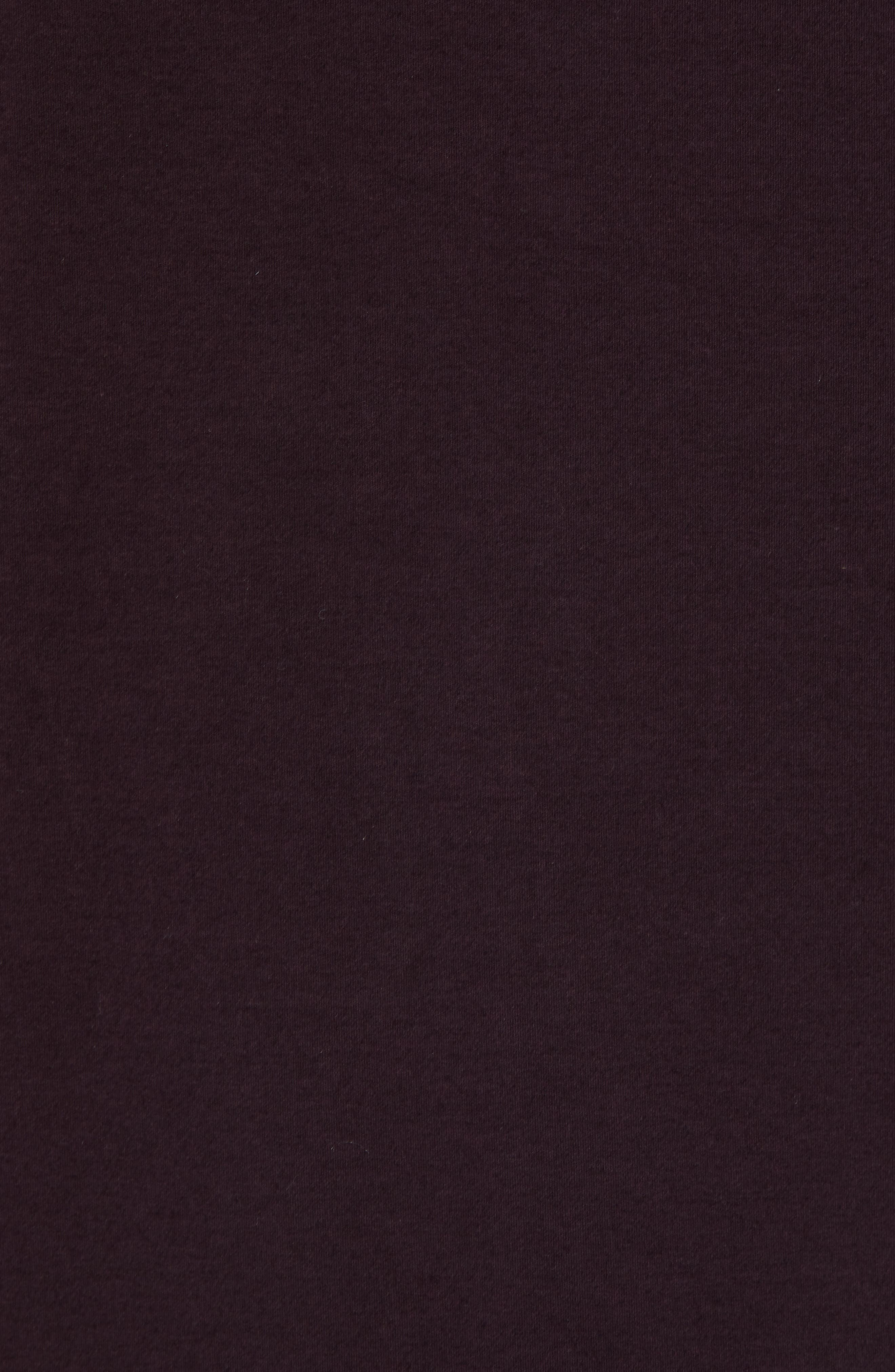 Sportswear Tech Full Zip Hoodie,                             Alternate thumbnail 5, color,                             BLACK/ BLACK
