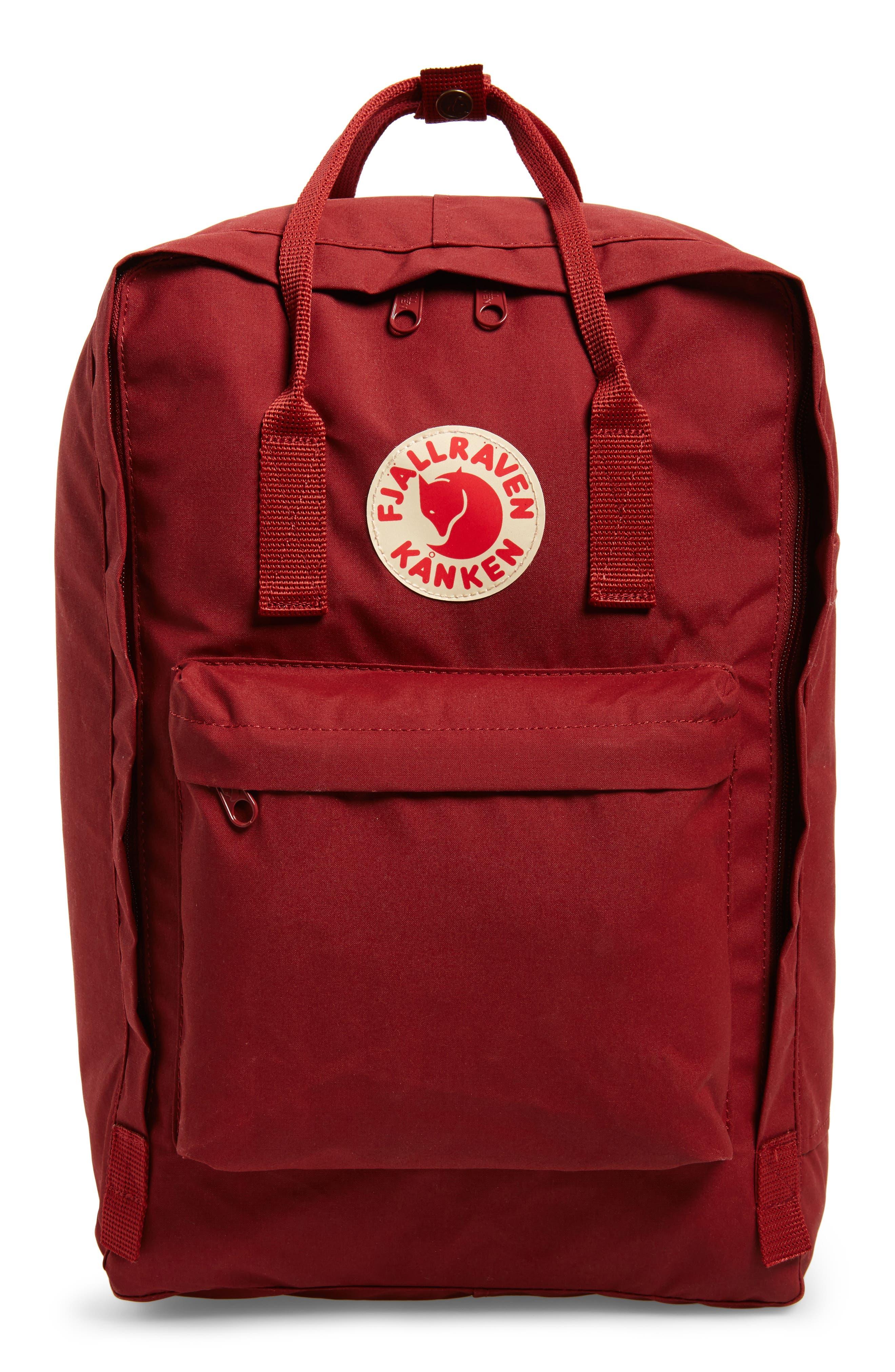 'Kånken' Laptop Backpack,                             Main thumbnail 4, color,
