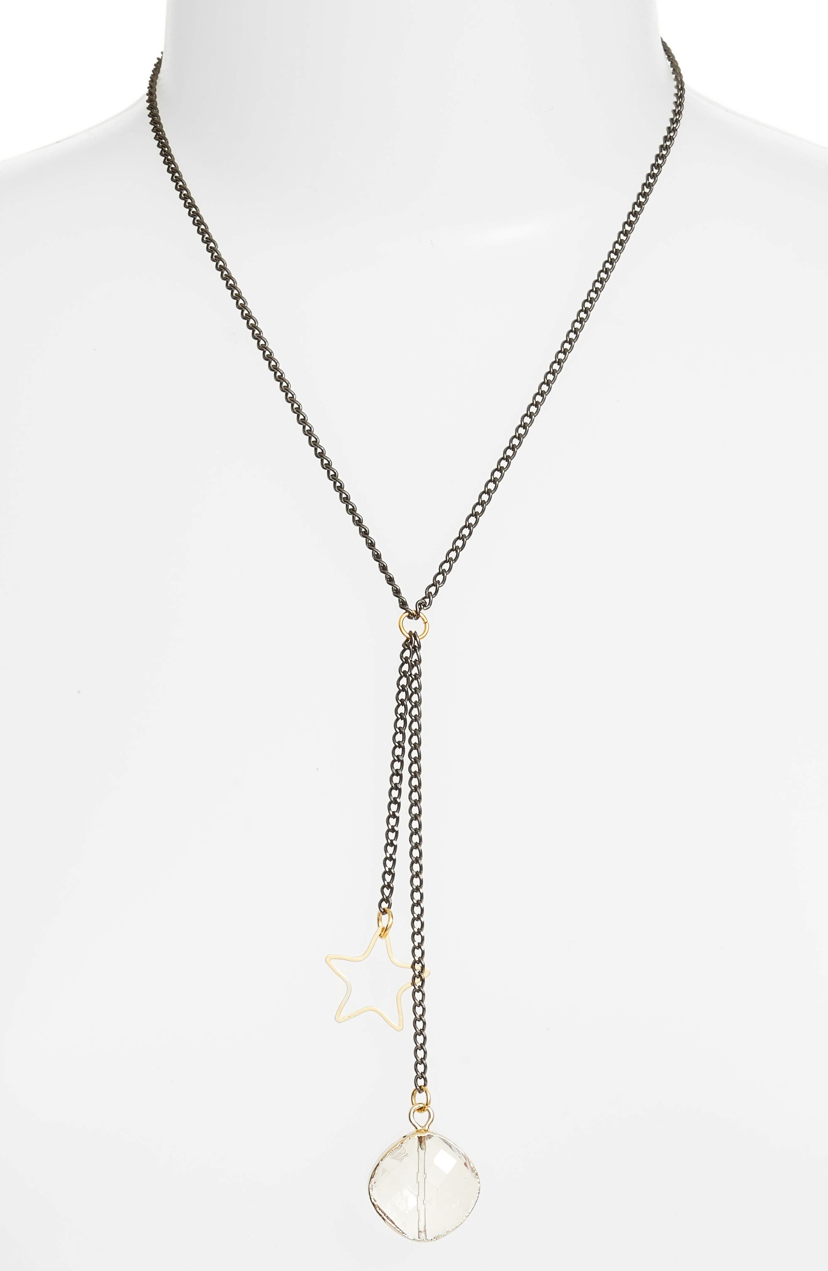 Nara Y Necklace,                         Main,                         color, 020