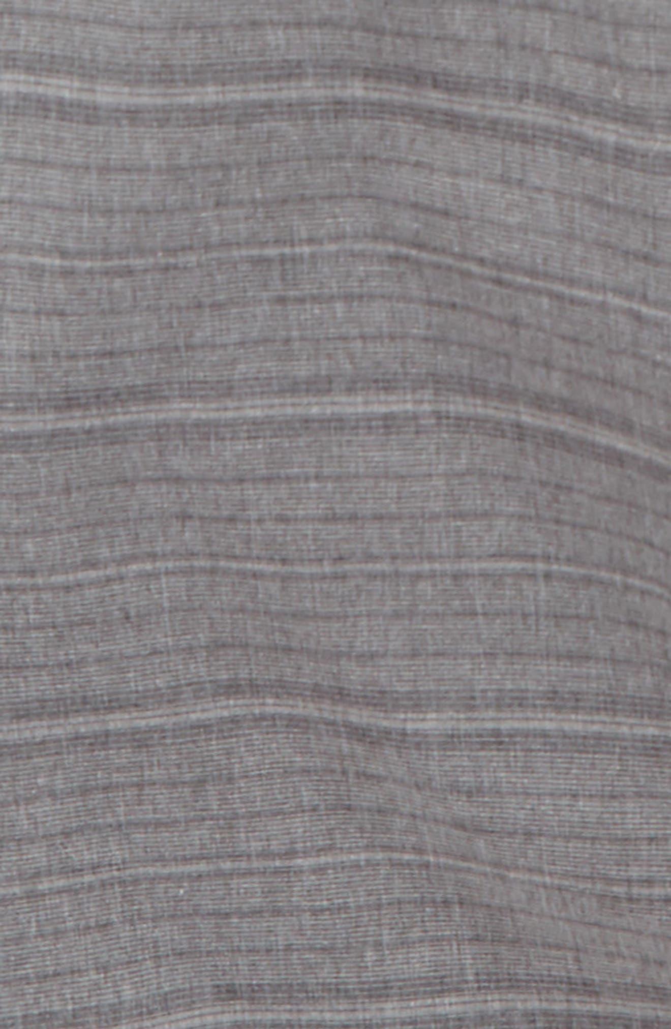 Locked Stripe Hybrid Shorts,                             Alternate thumbnail 5, color,                             020