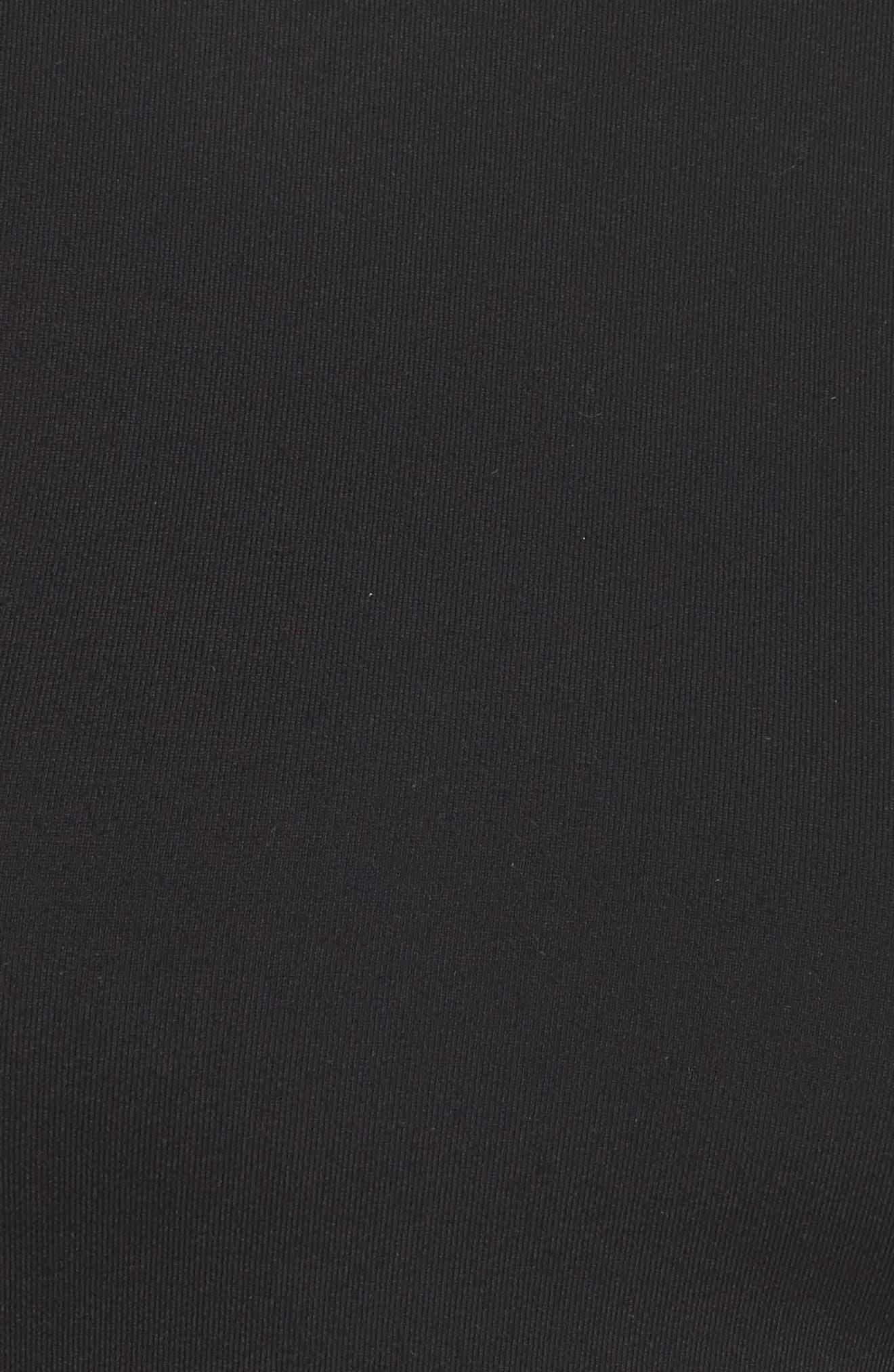 Tribe Long Sleeve Top,                             Alternate thumbnail 6, color,                             001
