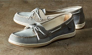 Sperry women's shoes.